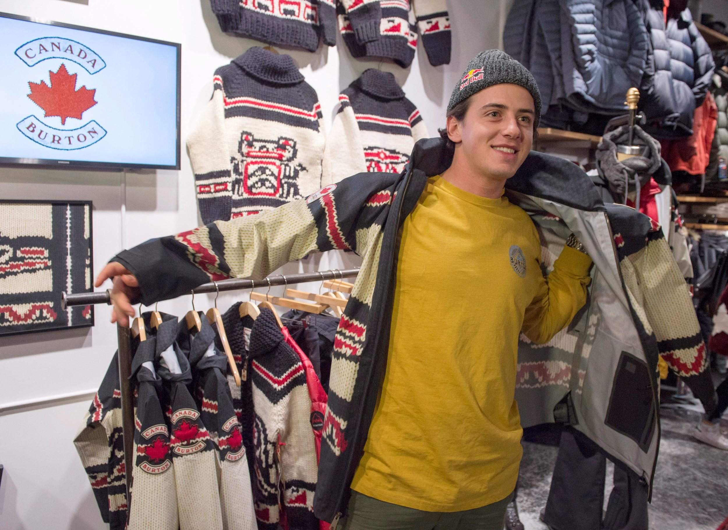 snowboard star mark mcmorris healed for x