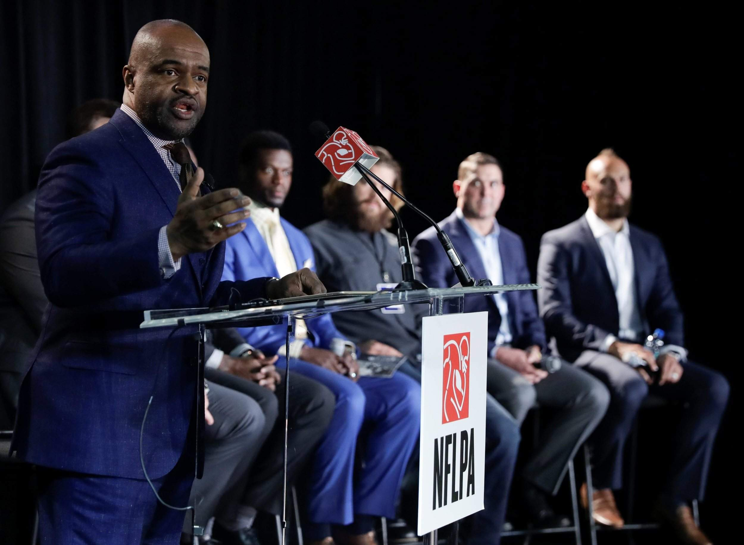 Nfl Players Ready For War In Collective Bargaining