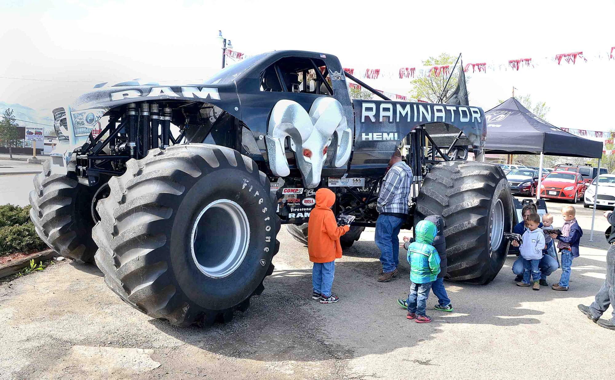 World S Fastest Monster Truck To Stop In Cortez