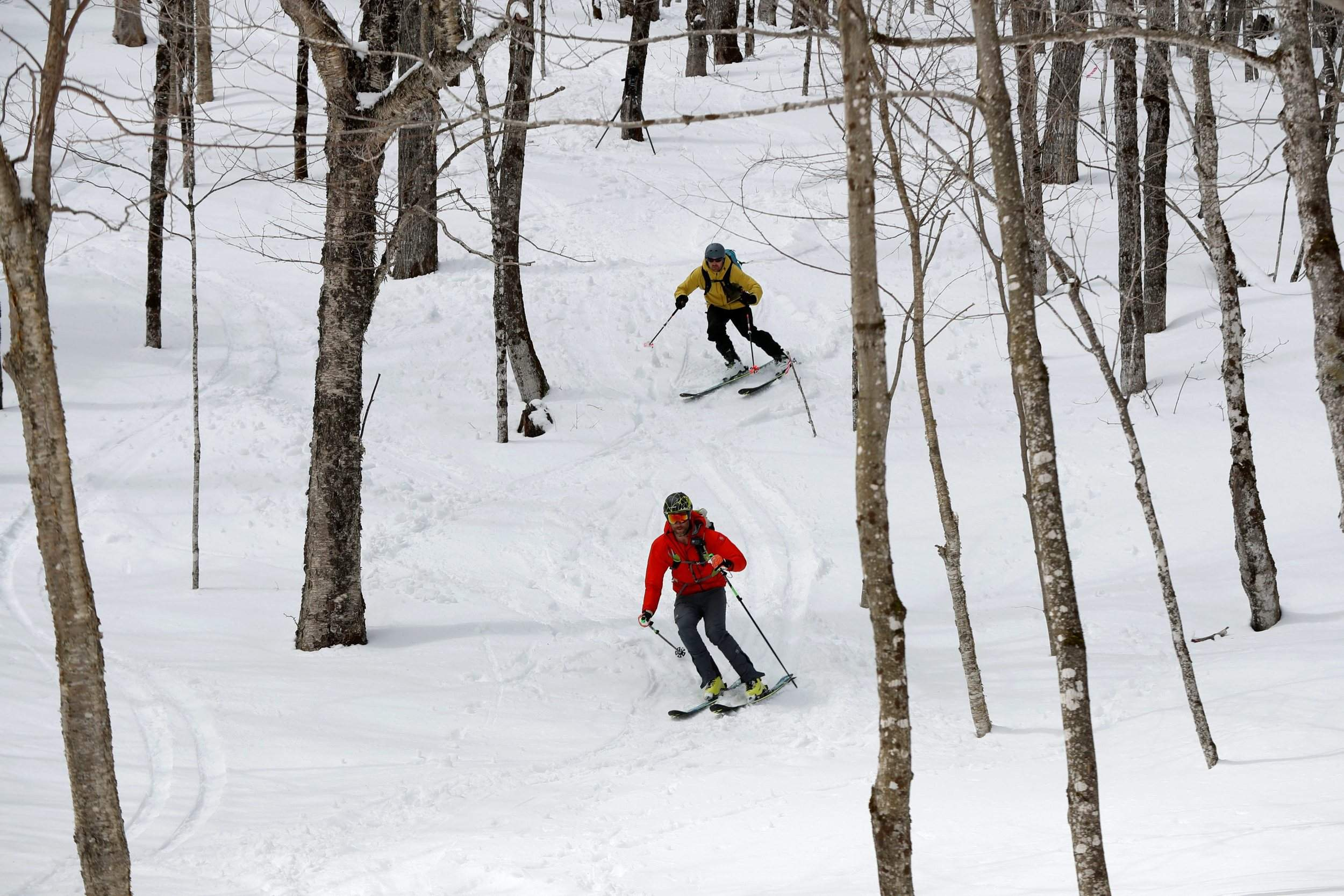 Backcountry Skiing Thrives In New England