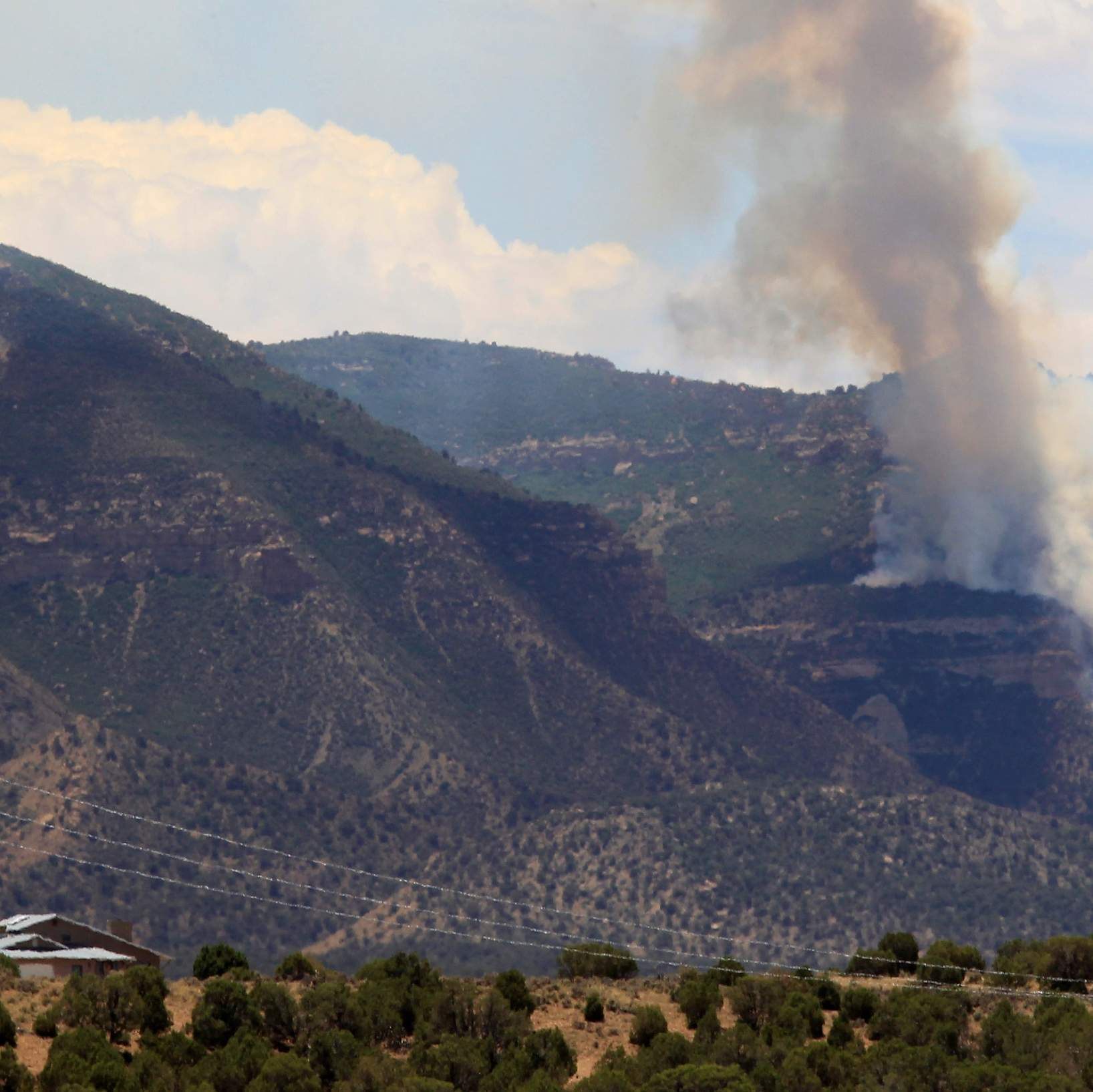 Fire restrictions will take effect at Mesa Verde National Park