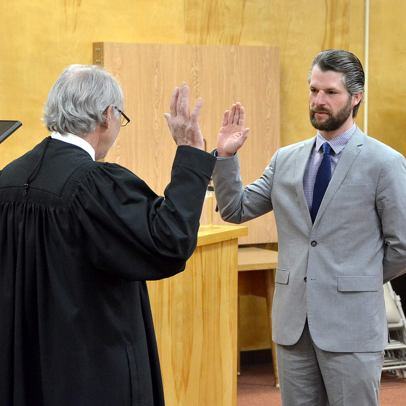 Term limit for District 22 attorney will face vote