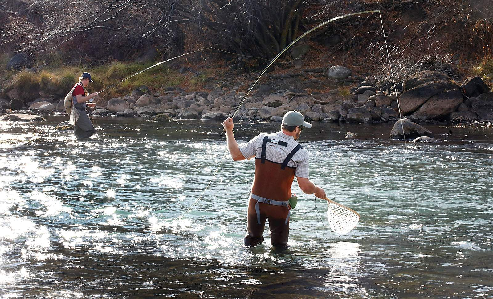 Fishing spots available for colorado s free fishing weekend for Best fishing spots in colorado