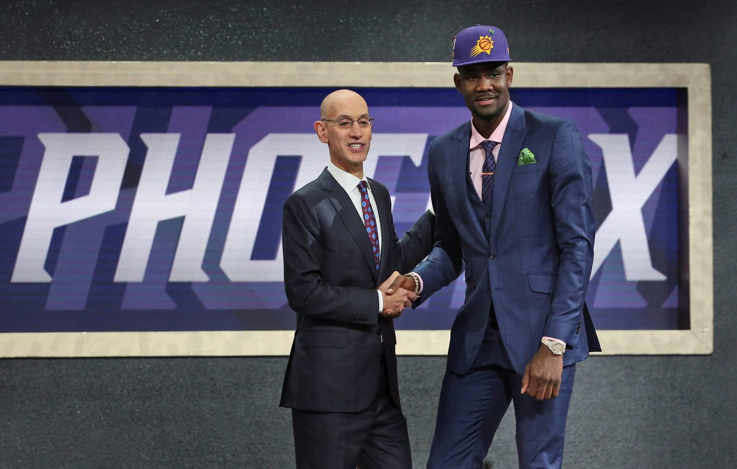 DeAndre Ayton Height, Weight, Age, Bio, NBA Playing Career
