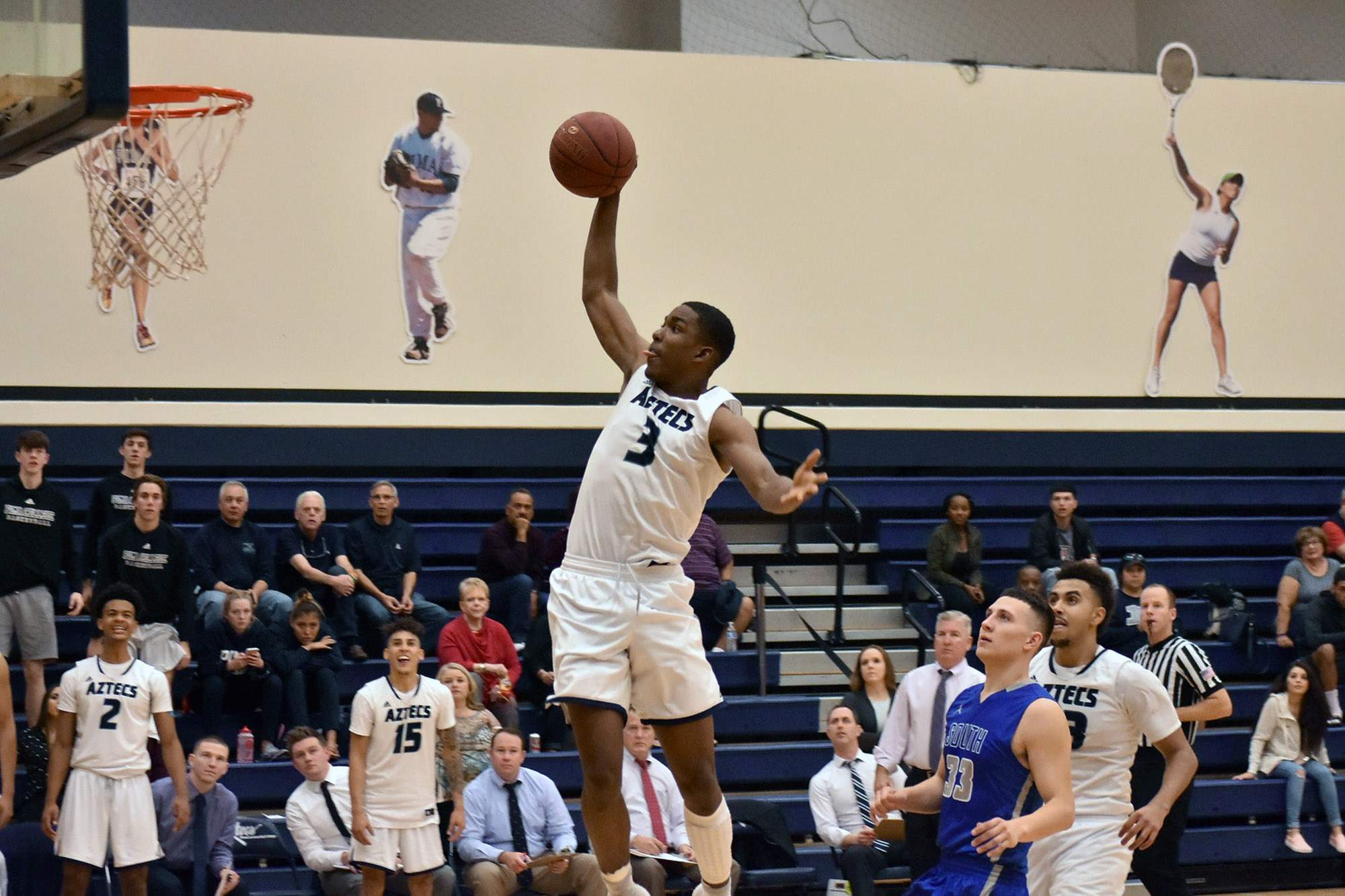 Fort Lewis College men's basketball introduces loaded ...