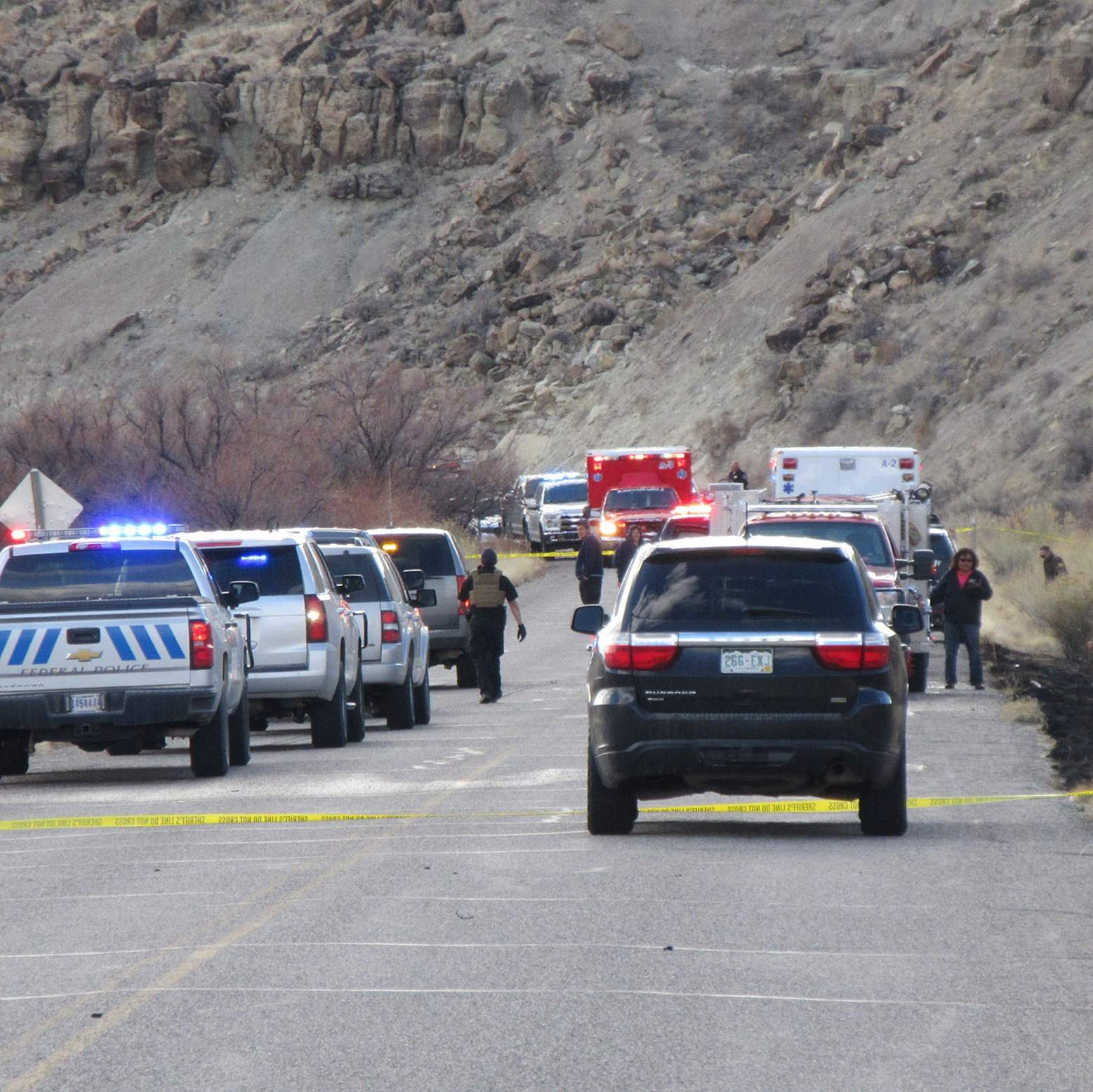 Sheriff To Investigate Fatal McElmo Canyon Shootout