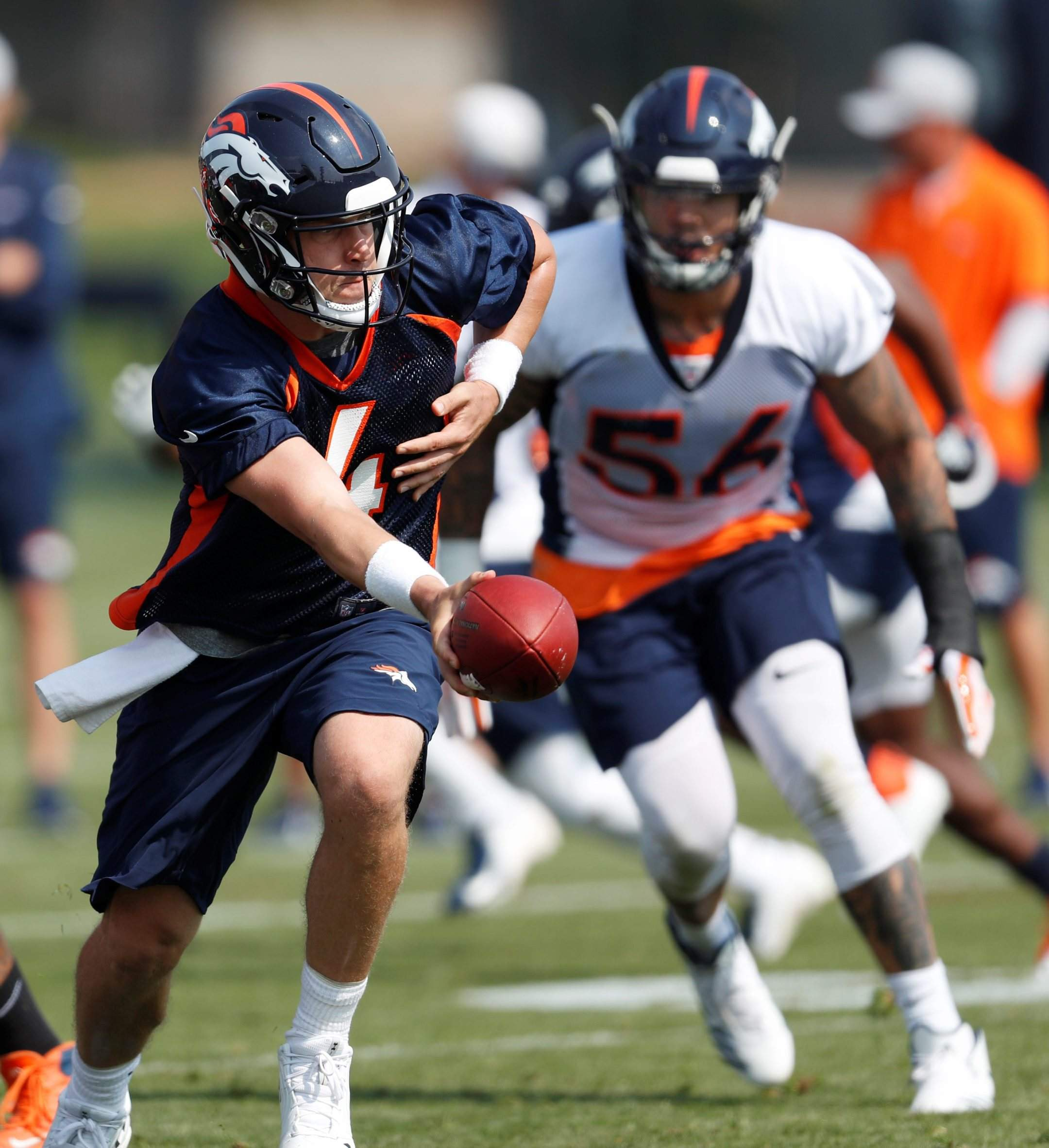 Denver Shooting July 2018: Case Keenum Brings Certainty, Chemistry To Denver Broncos