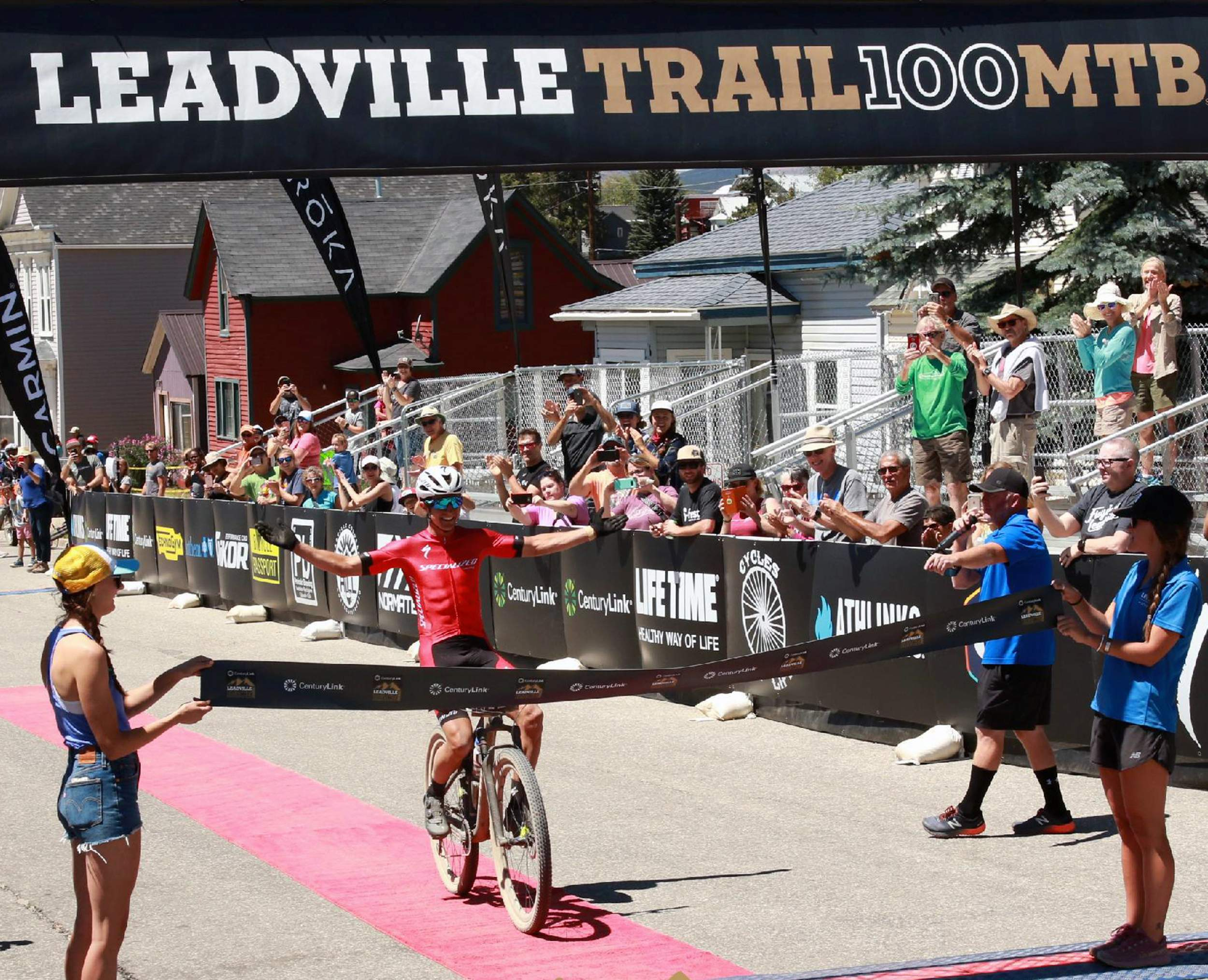 Howard Grotts earns repeat win at Leadville 100 mountain