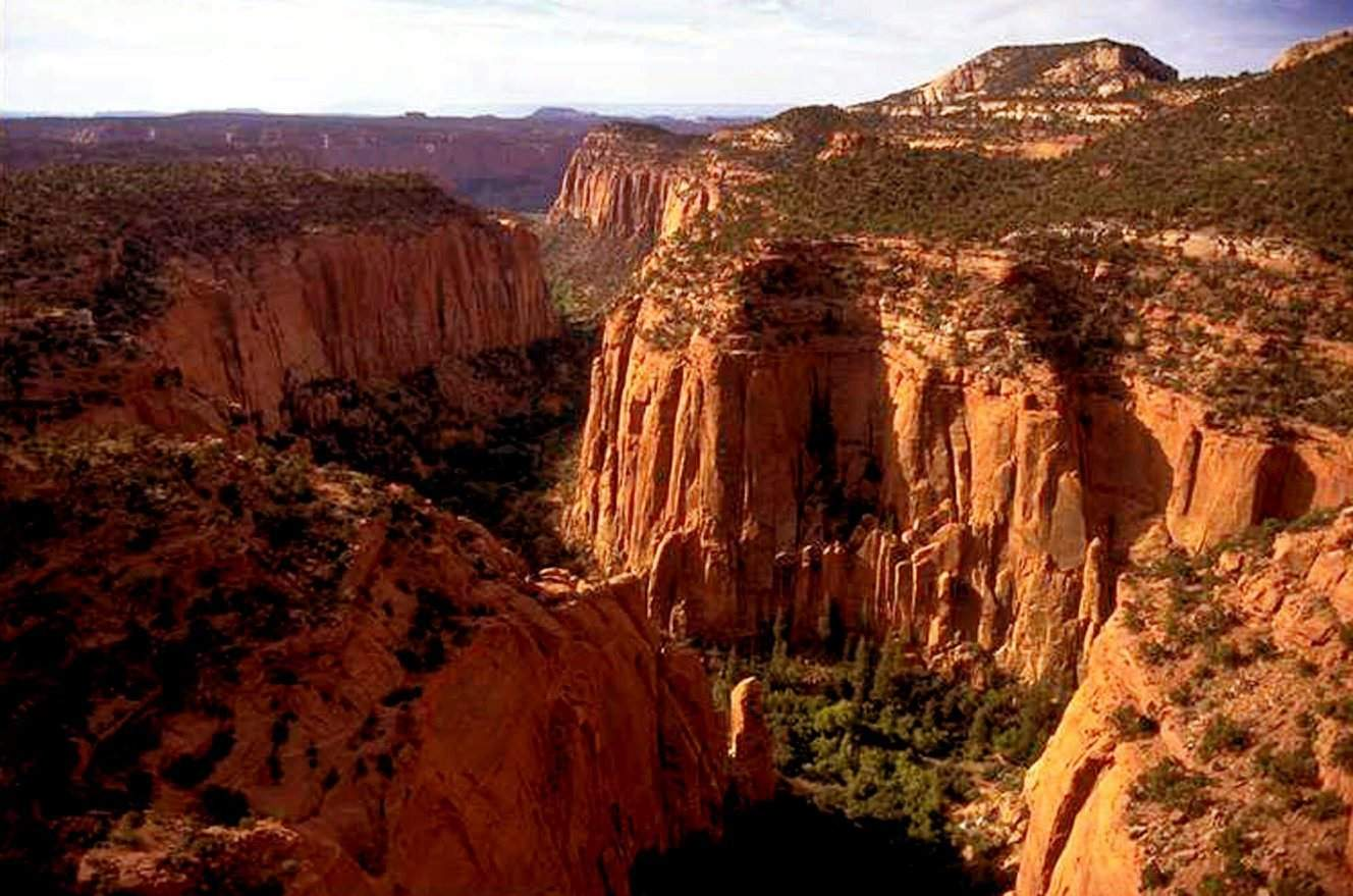 Interior Department Cancels Proposal To Sell Former Monument Land In