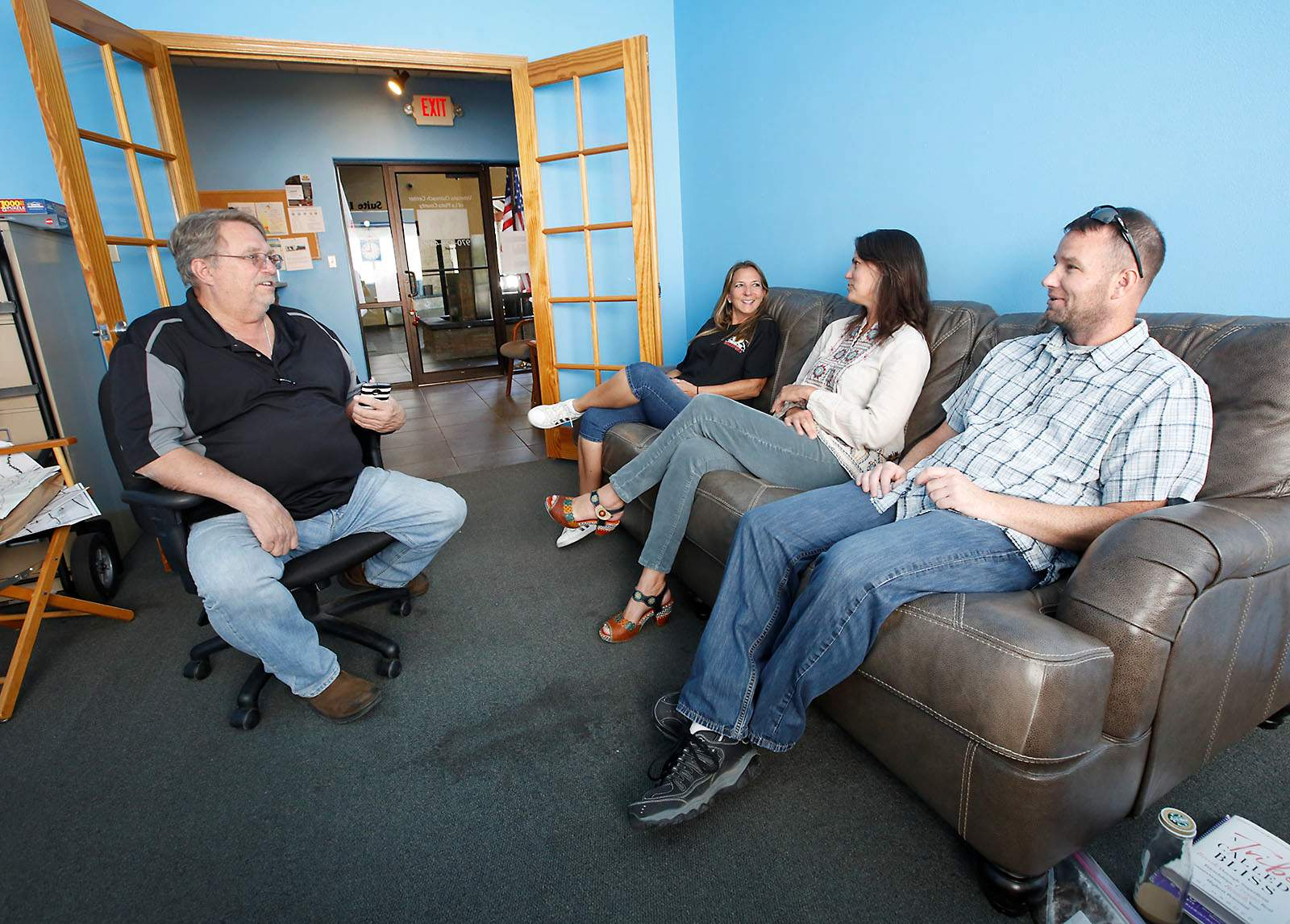 New center provides emergency aid, counseling to veterans