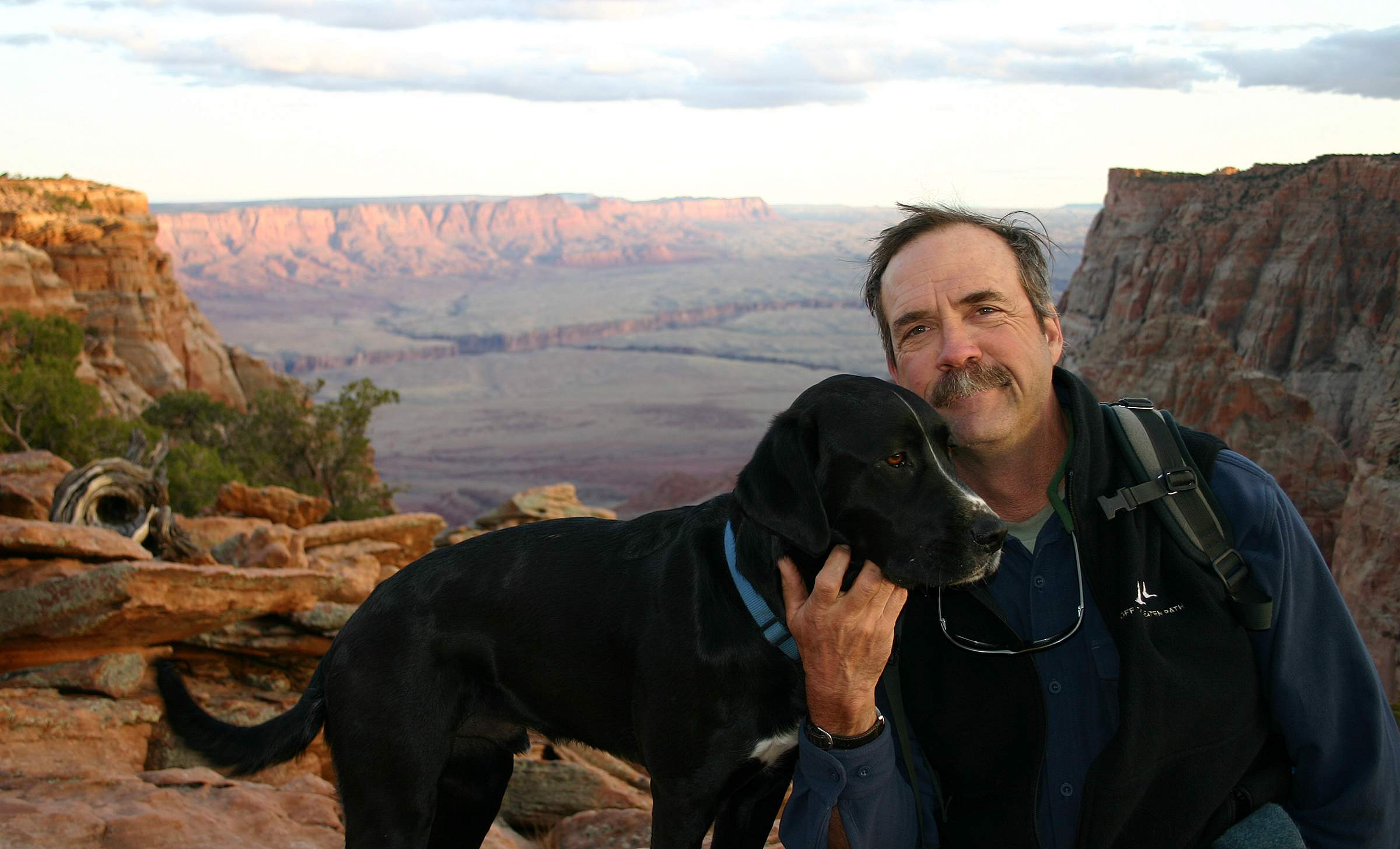 For 15 years, my dog, Finn, was a beloved companion, hiking partner