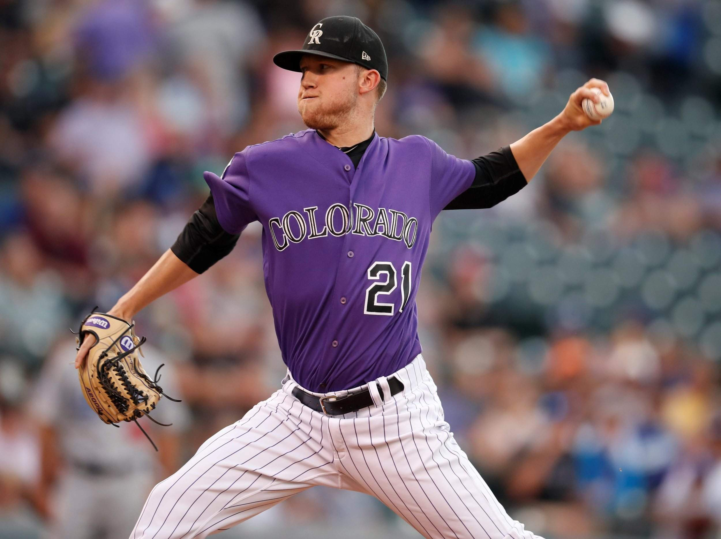 Kyle Freeland lifts Rockies over Dodgers in battle for NL West