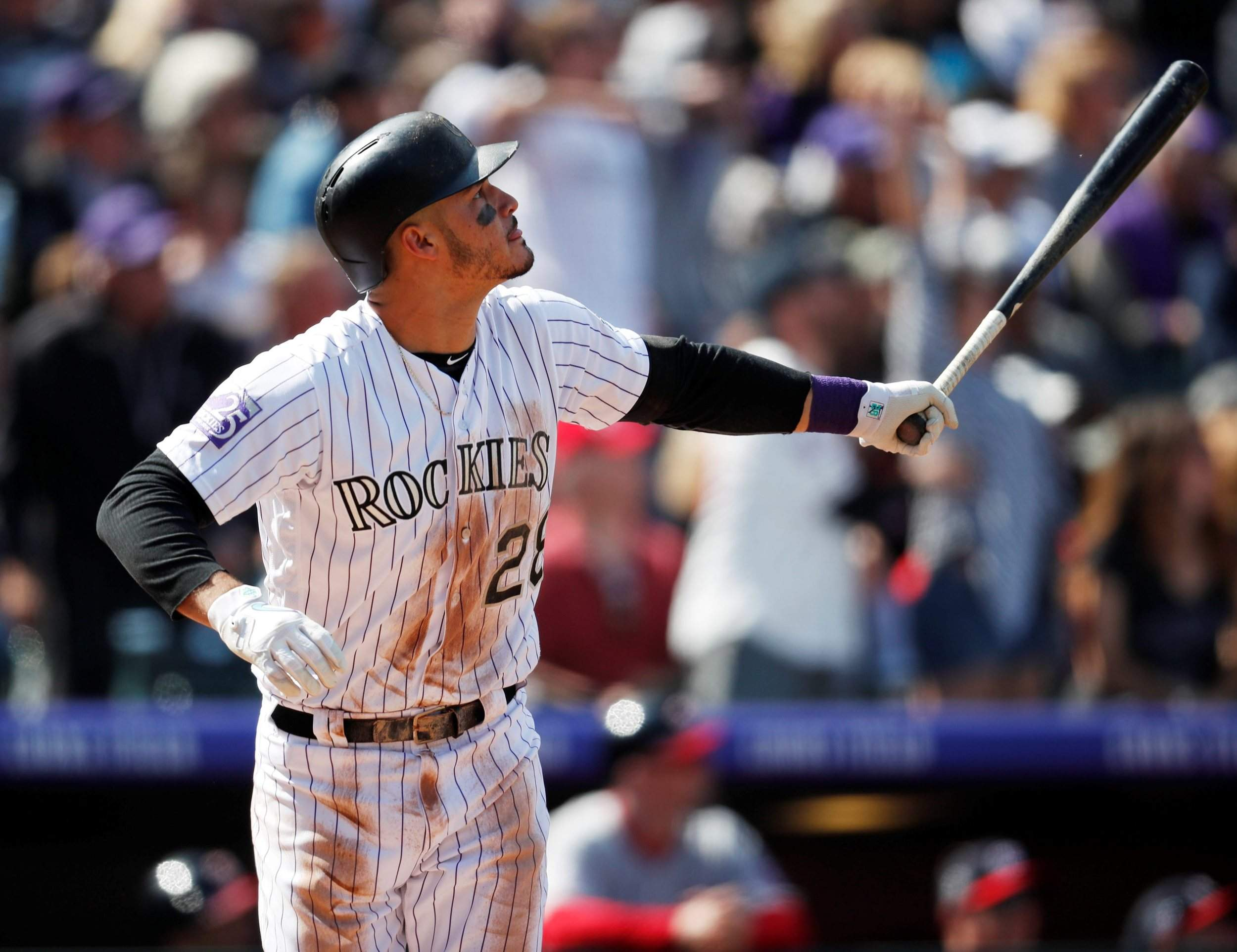 the coors field effect on colorado rockies awards