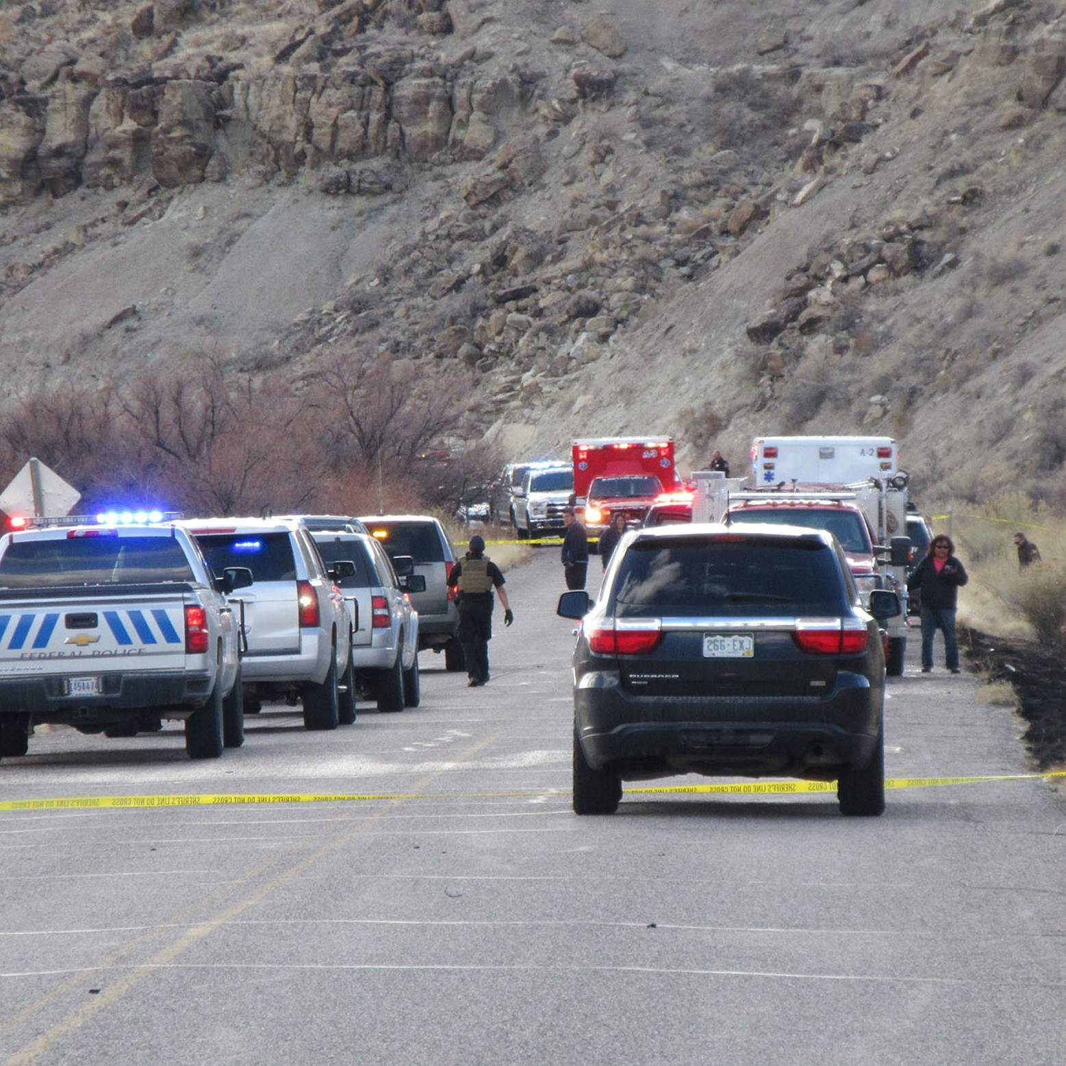 Deputy cleared in fatal McElmo Canyon shootout, then is fired