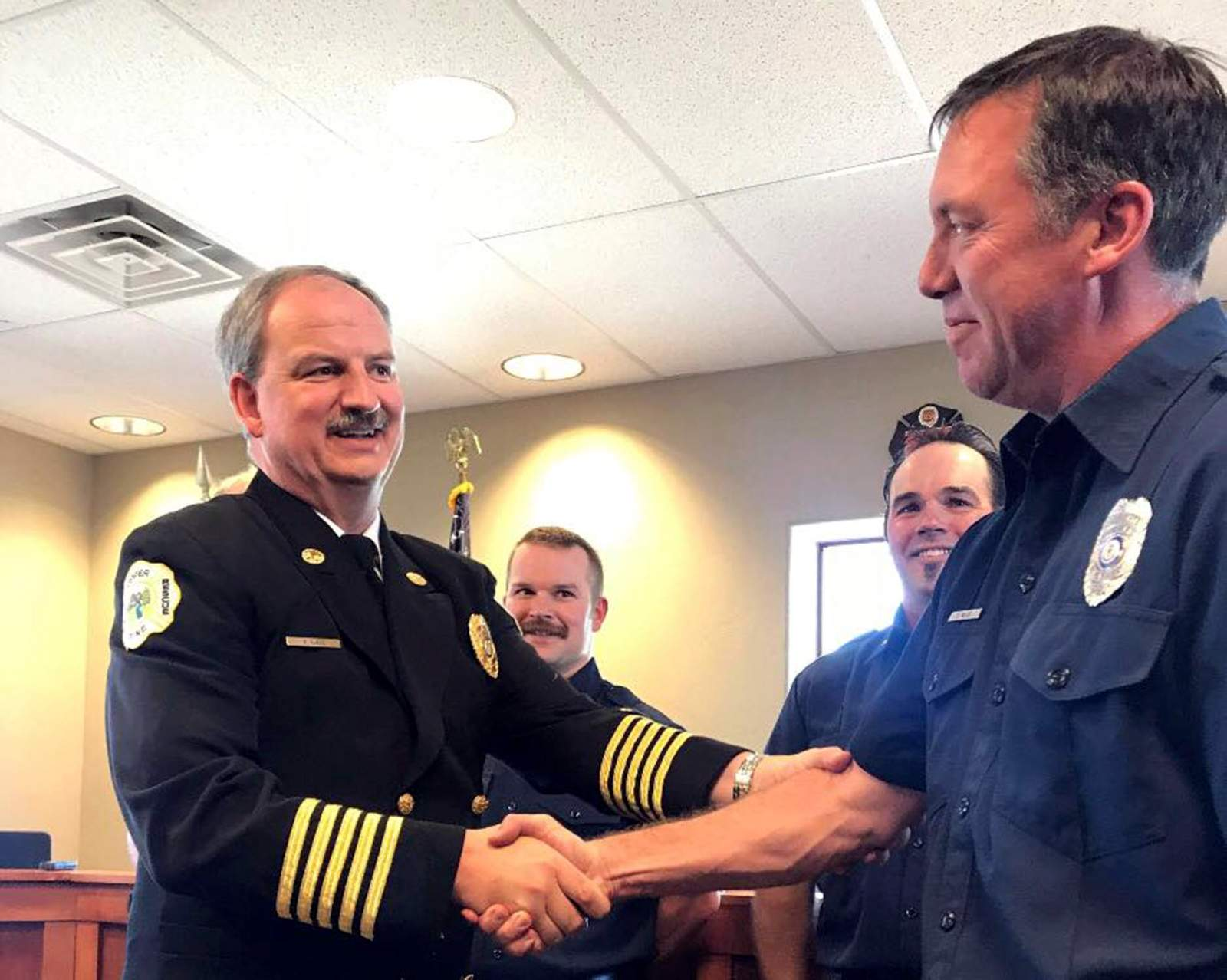 Dealing with painful loss, Bayfield EMT finds his calling