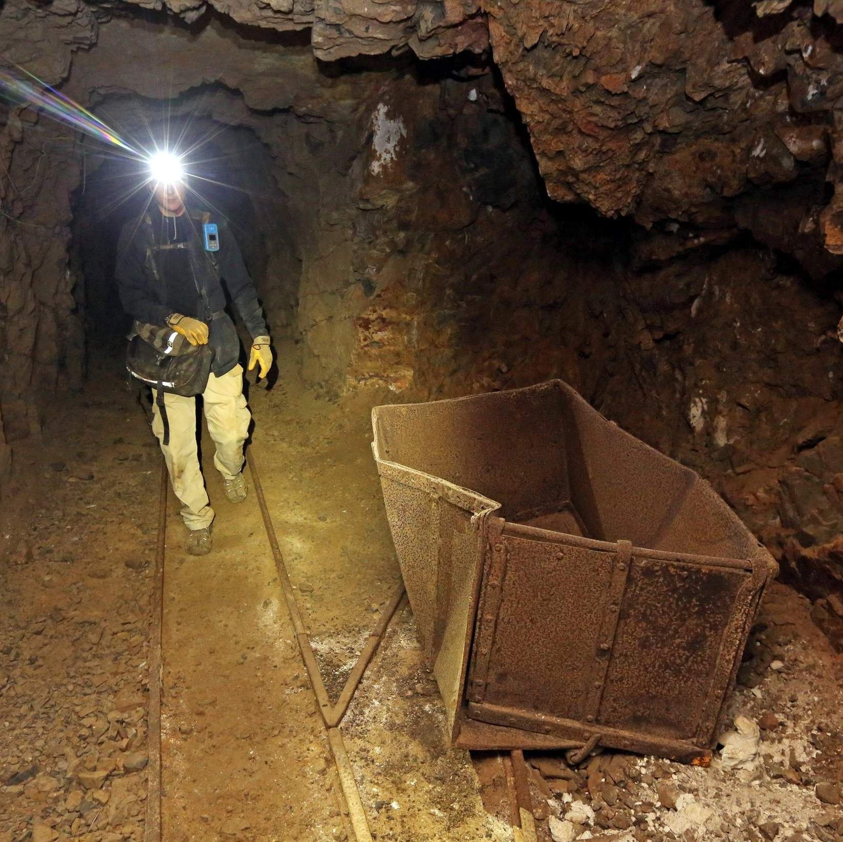 The allure and danger of old mines across the West