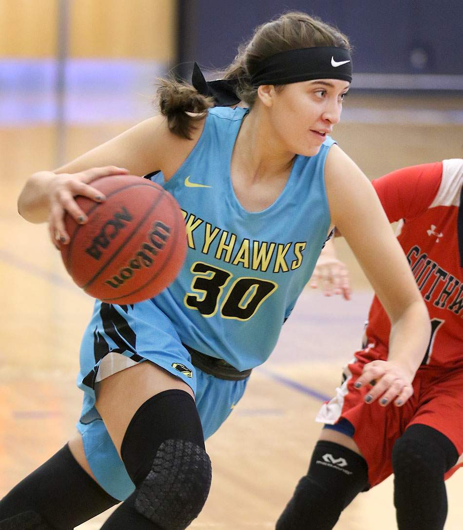 Interior domination leads Fort Lewis College women's ...