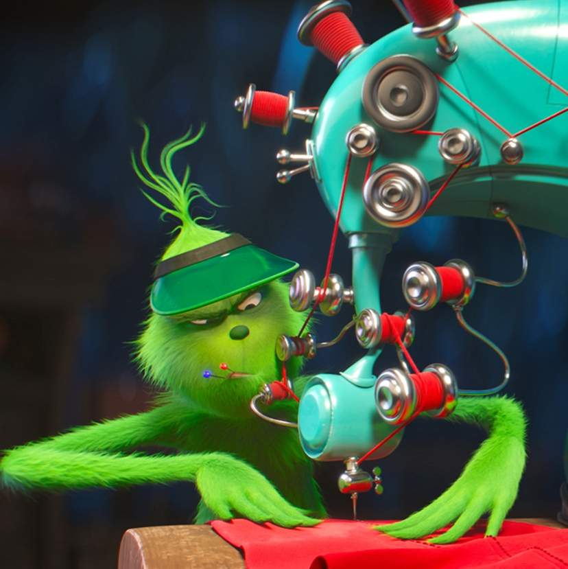 Christmas Hater.Holiday Movies Offer Familiar Faces
