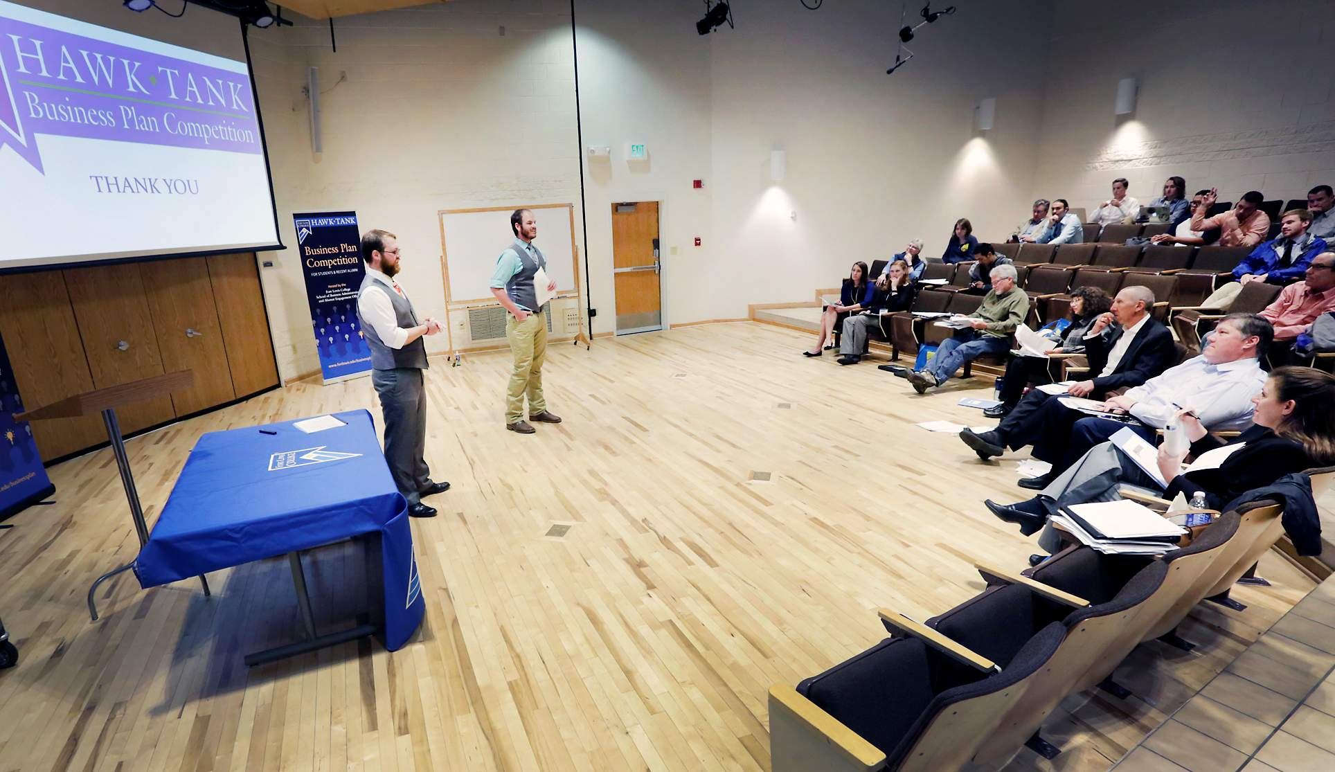 Fort Lewis College business plan contest adds high school division