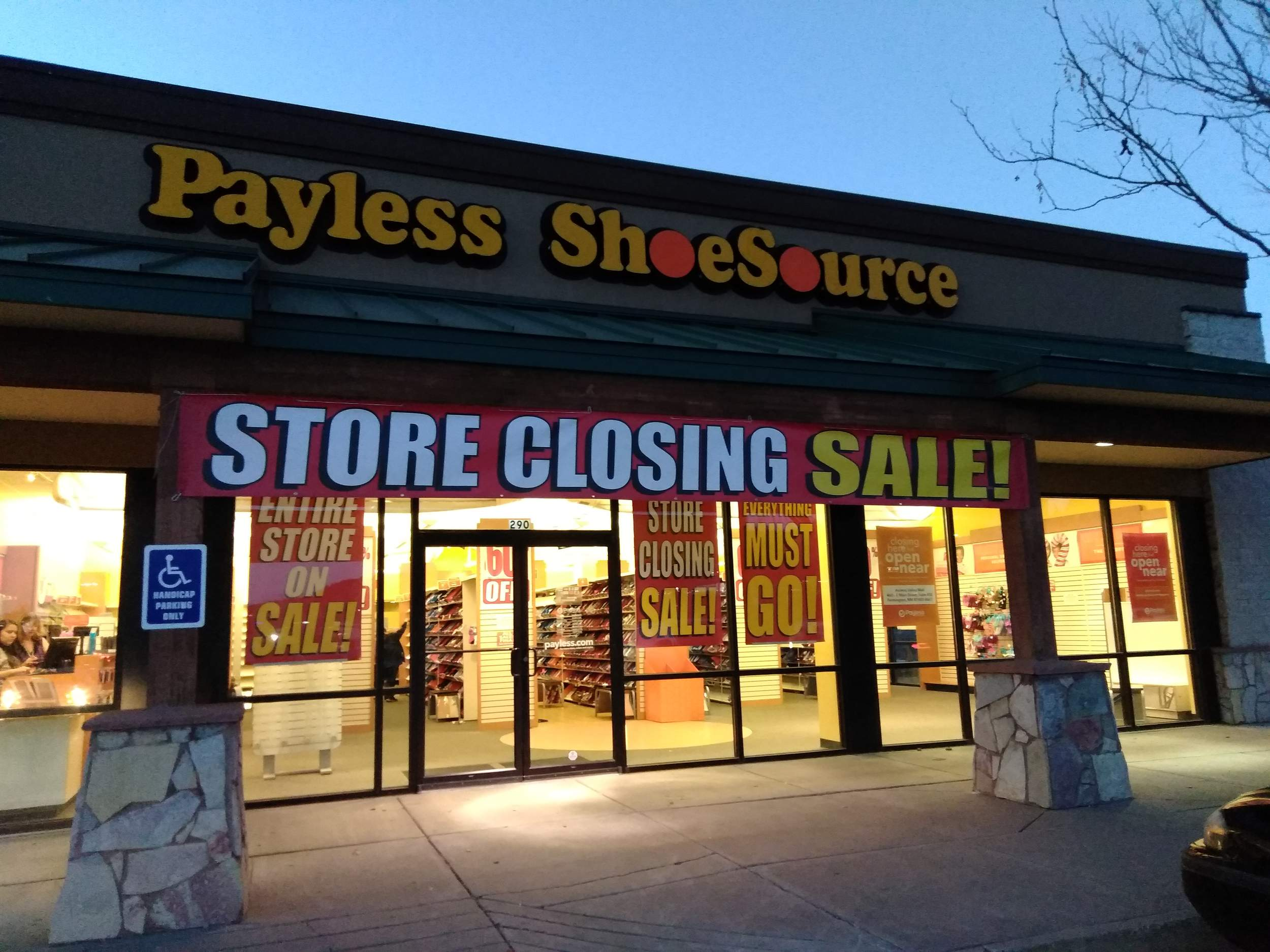 4c5a0b8d580 Durango s Payless shoe store to close
