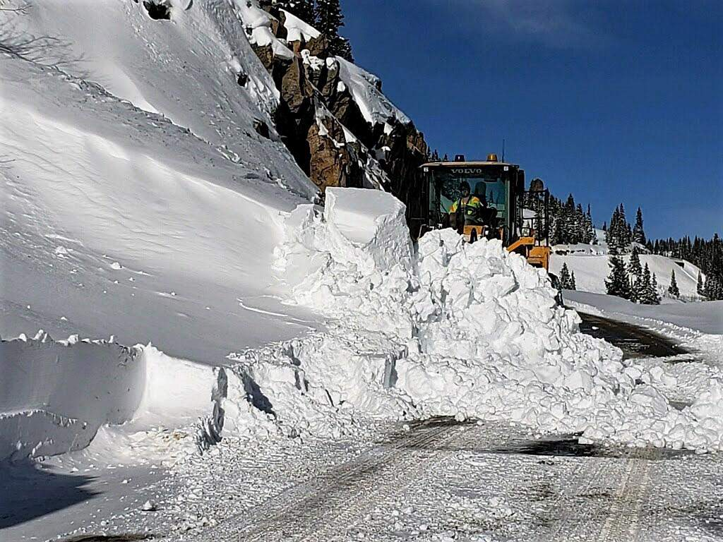 Avalanche advisory in effect until Monday night