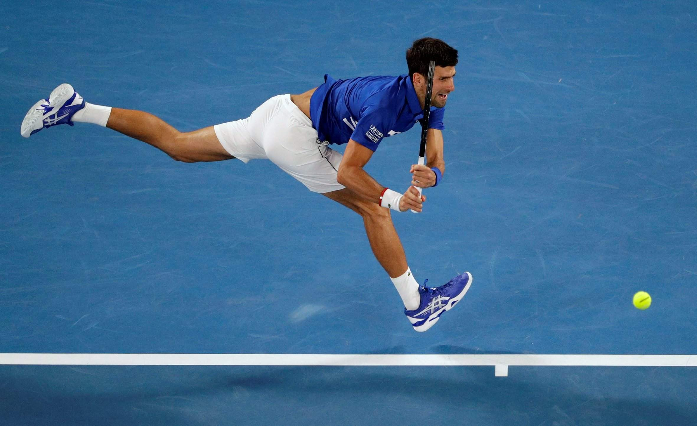 Novak Djokovic Routs Rafael Nadal In Australian Open Final