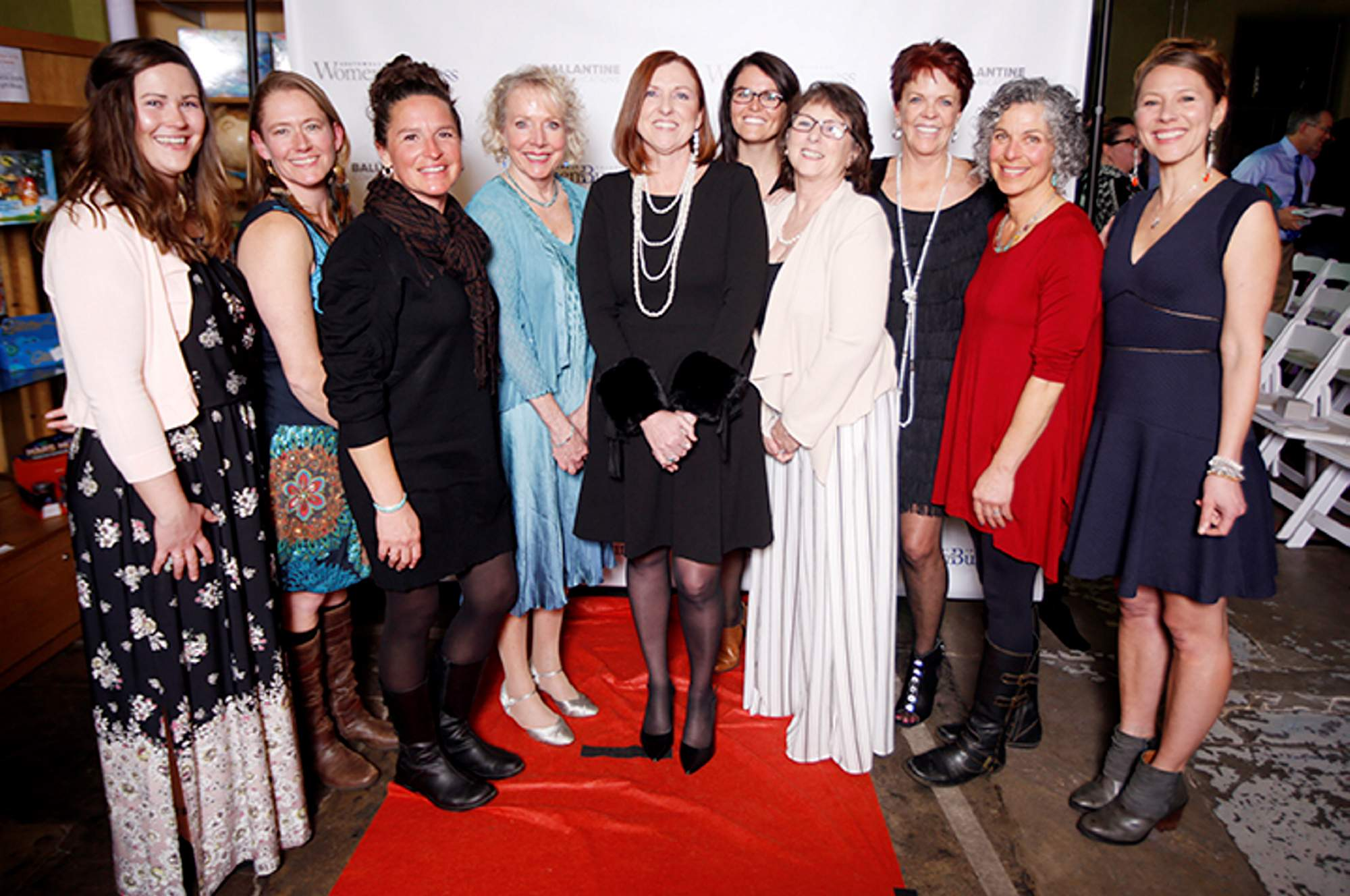 Photos: Women in Business awards