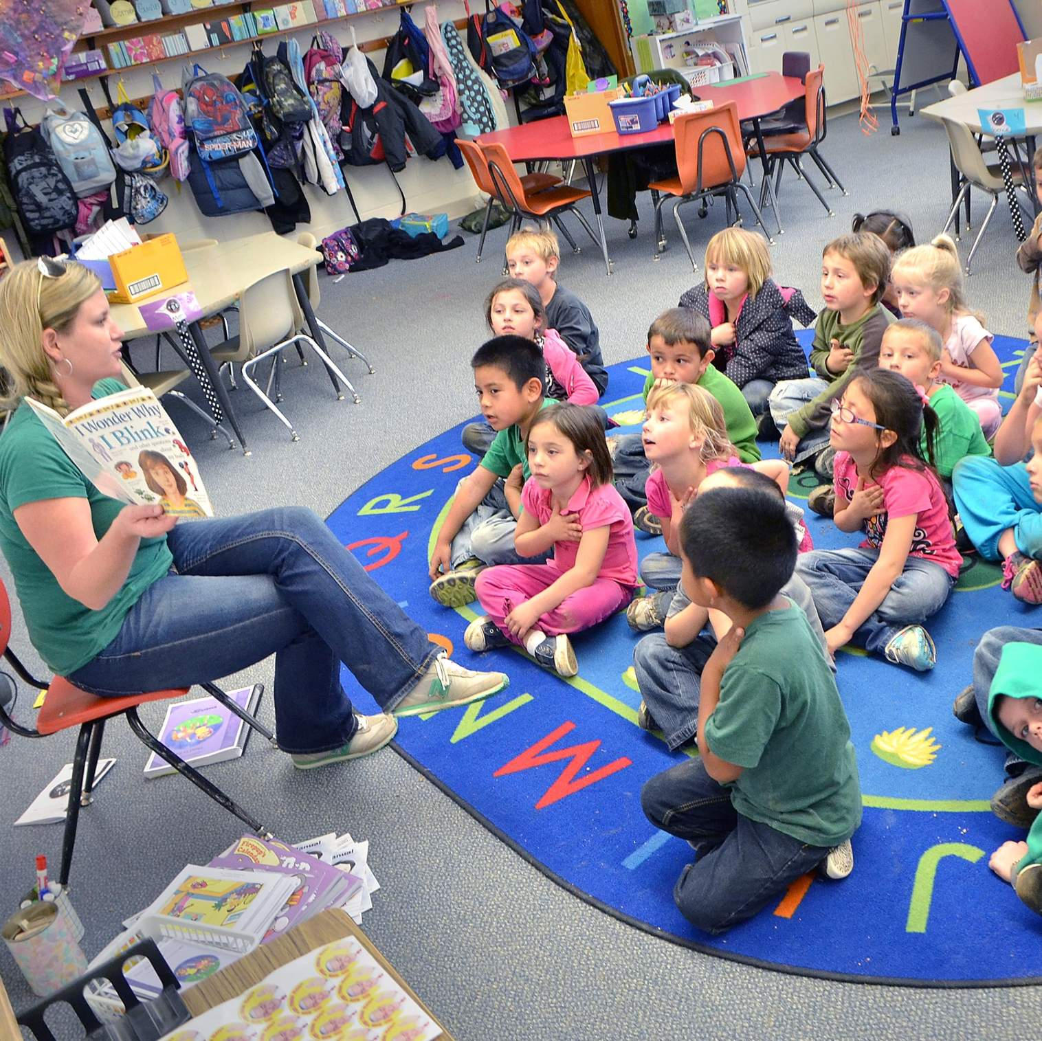 Full-day kindergarten funding advances in state Legislature