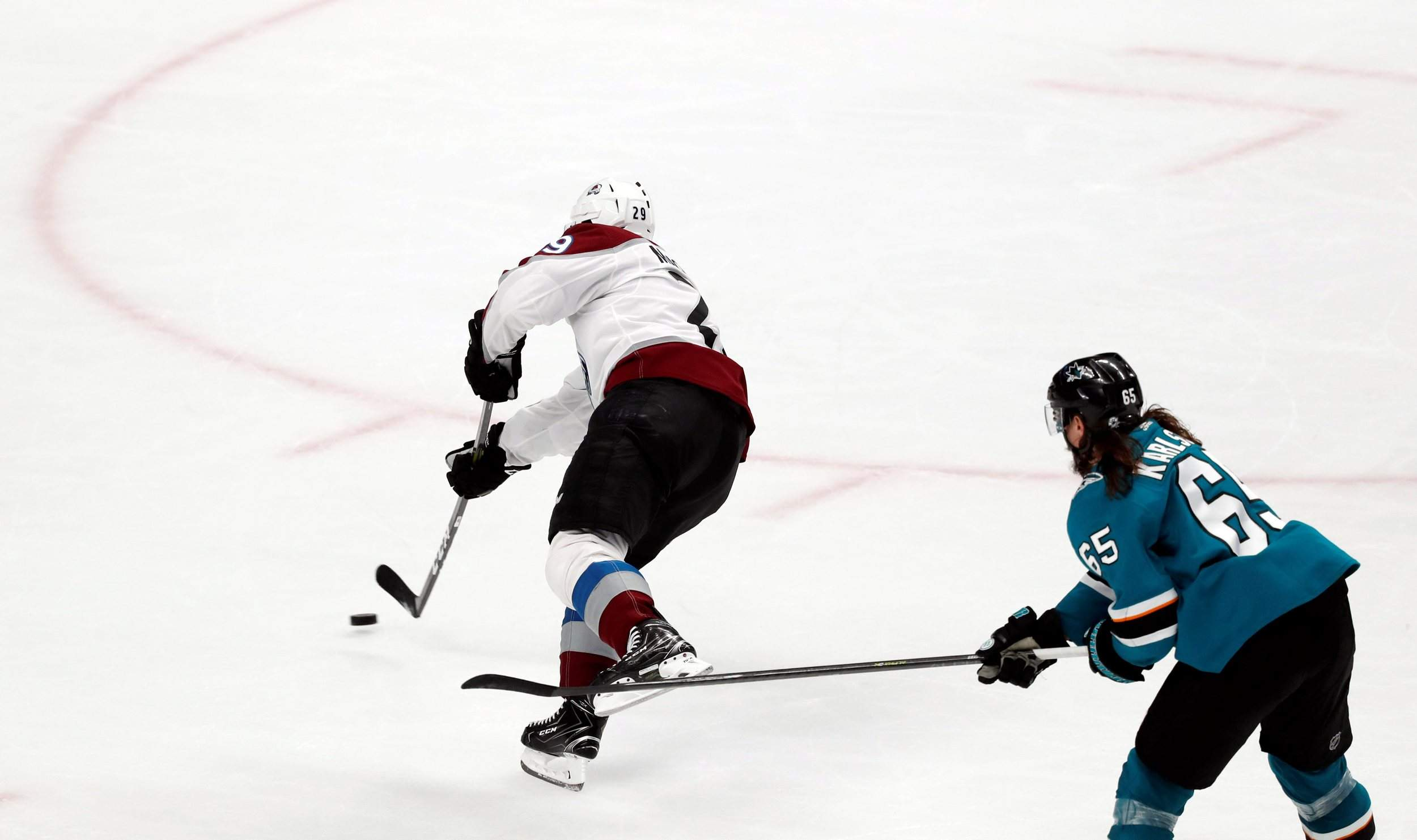 Sharks Get Erik Karlsson Back As Series Shifts To Denver