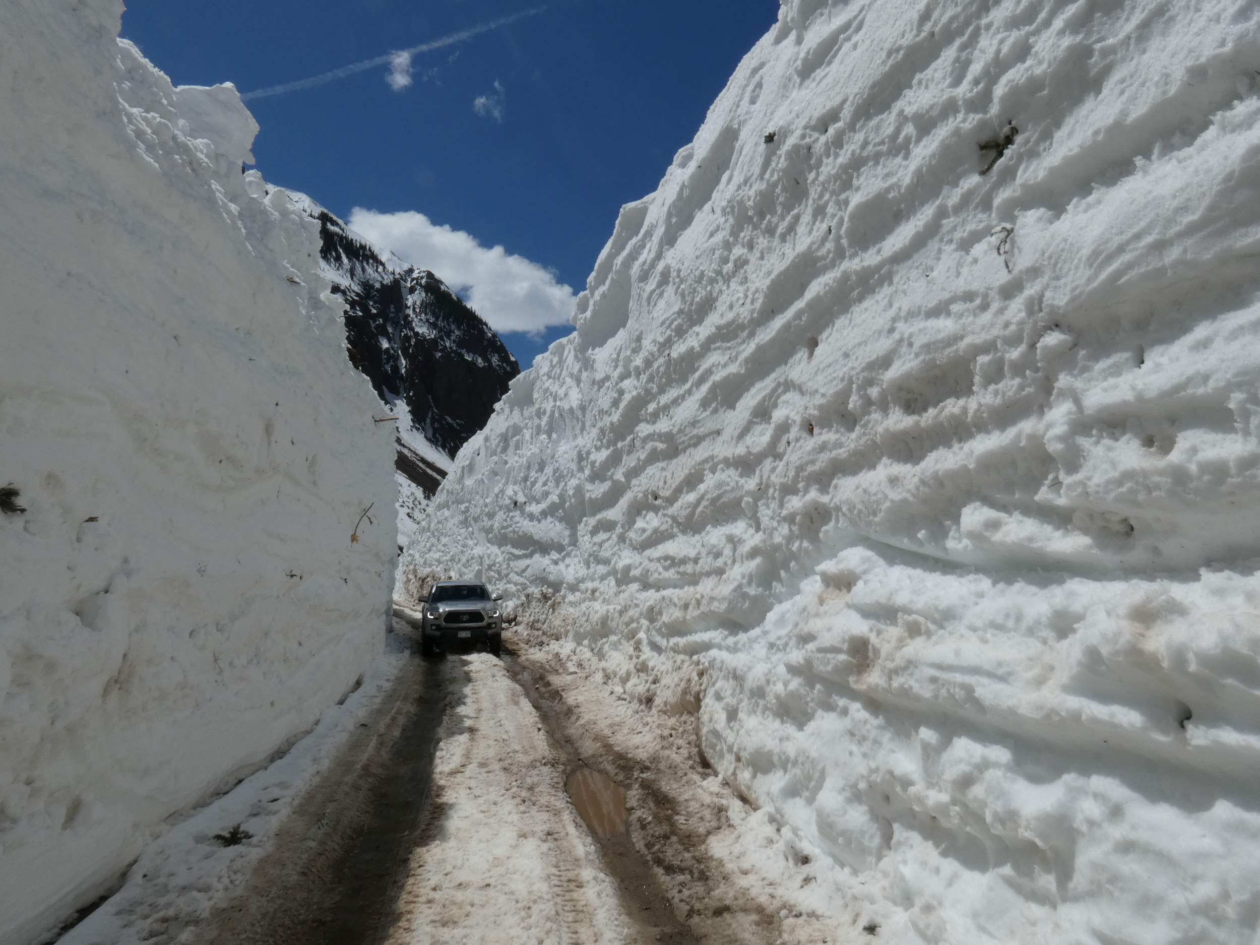 In the aftermath of avalanches, digging out will take time