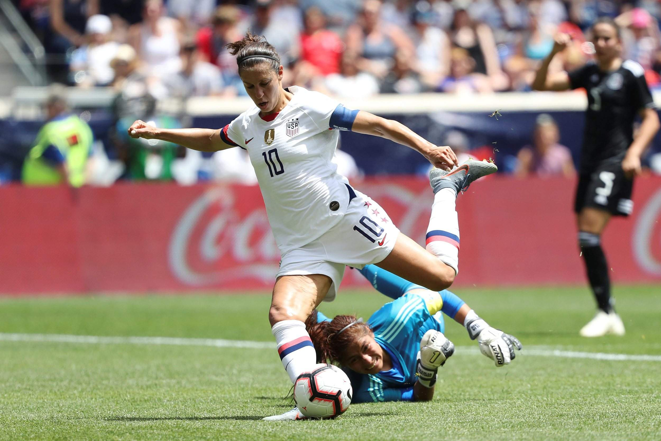 c121f847062 U.S. sends off women s soccer in style against Mexico