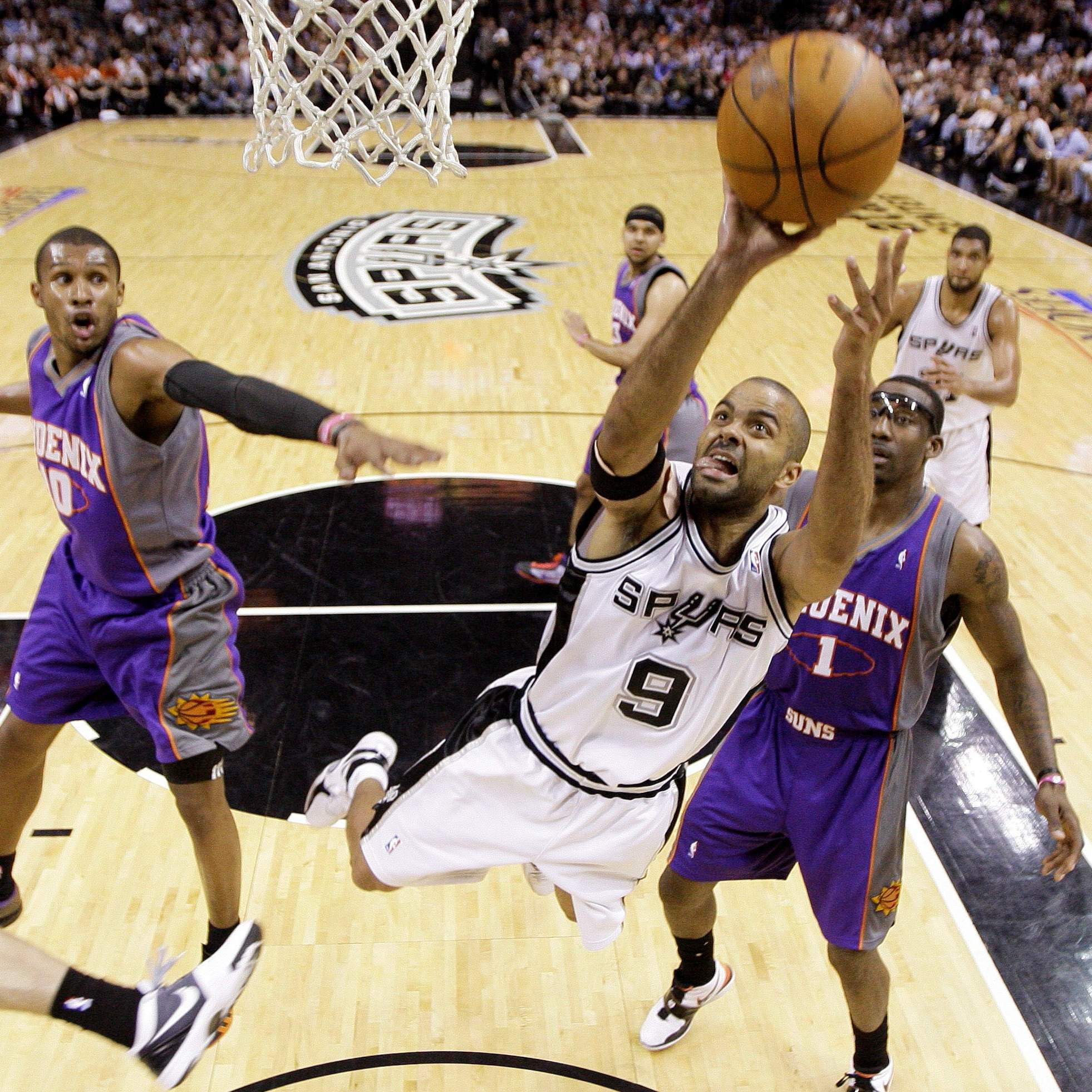 Tony Parker says he's retiring from NBA after 18 seasons