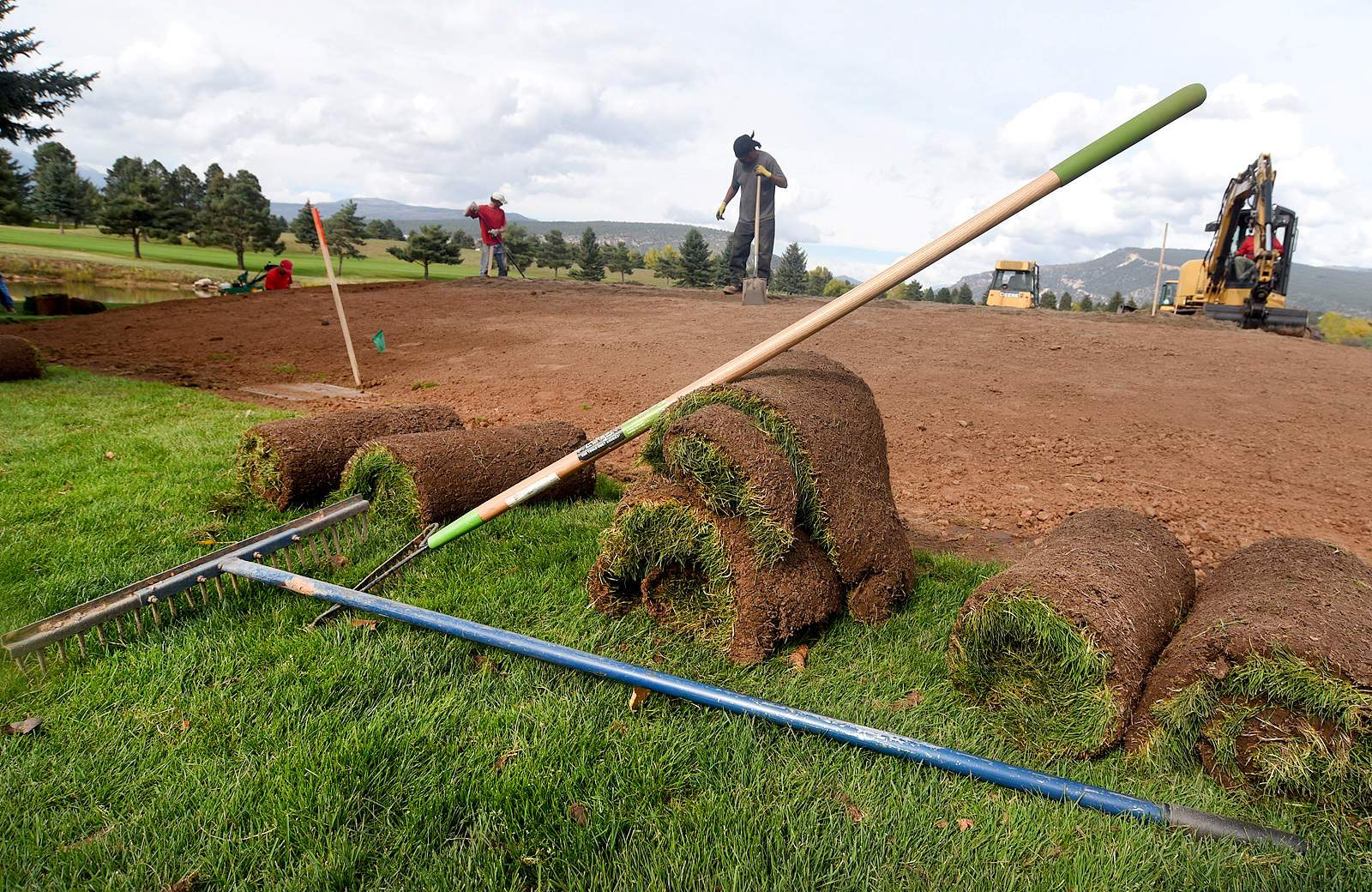 Hillcrest Golf Club sued over tee box placement