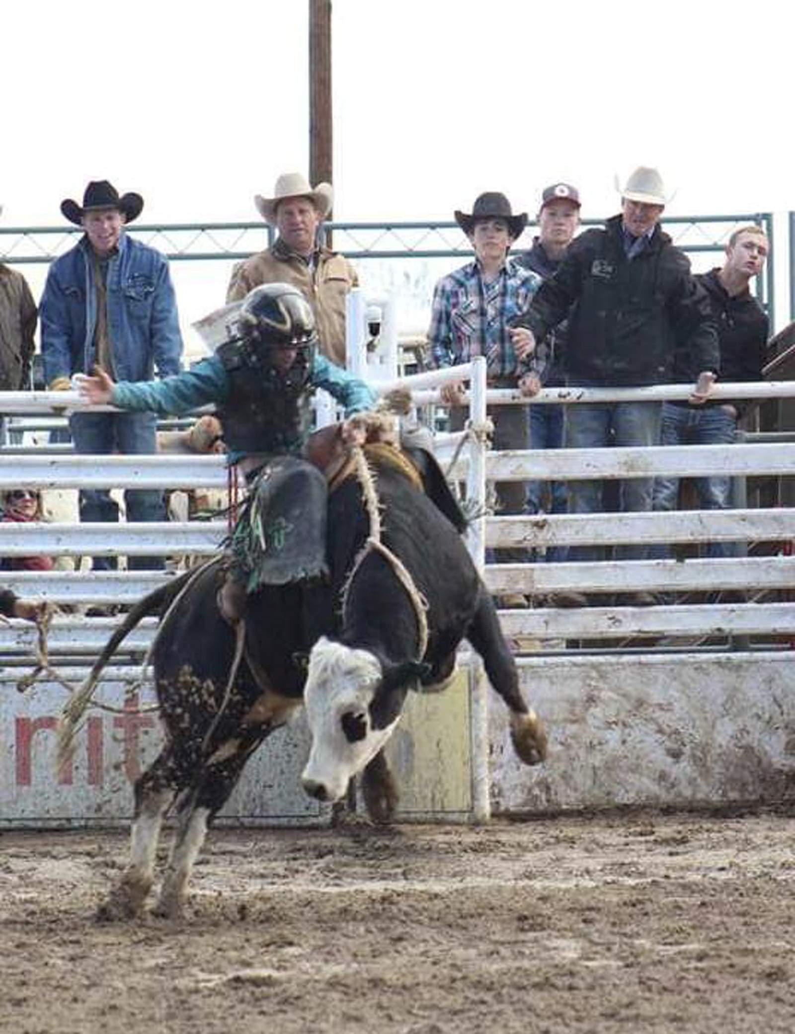 Mitchell Story Hopeful For Junior Rodeo Nationals