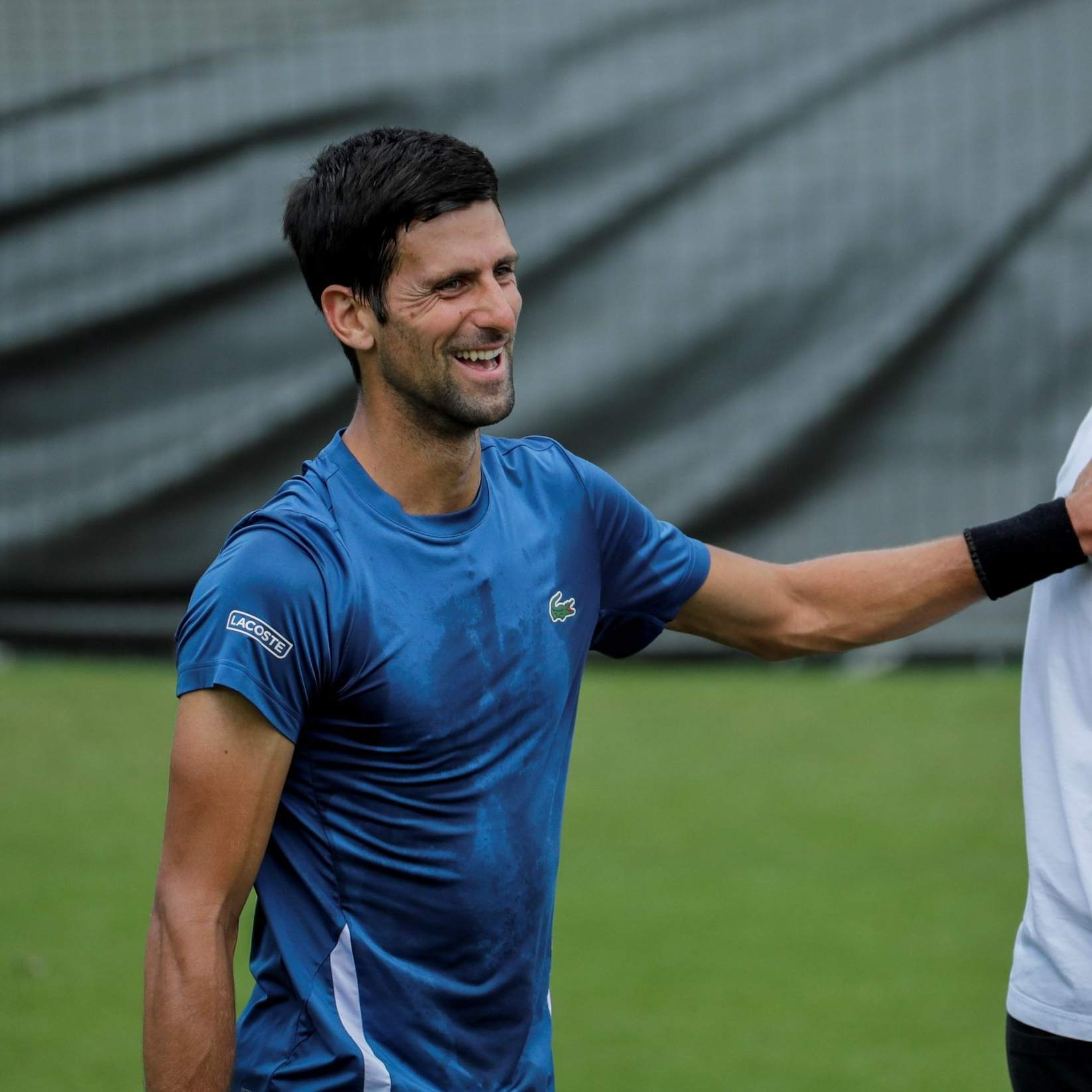 Novak Djokovic Prepares For Another Deep Wimbledon Run