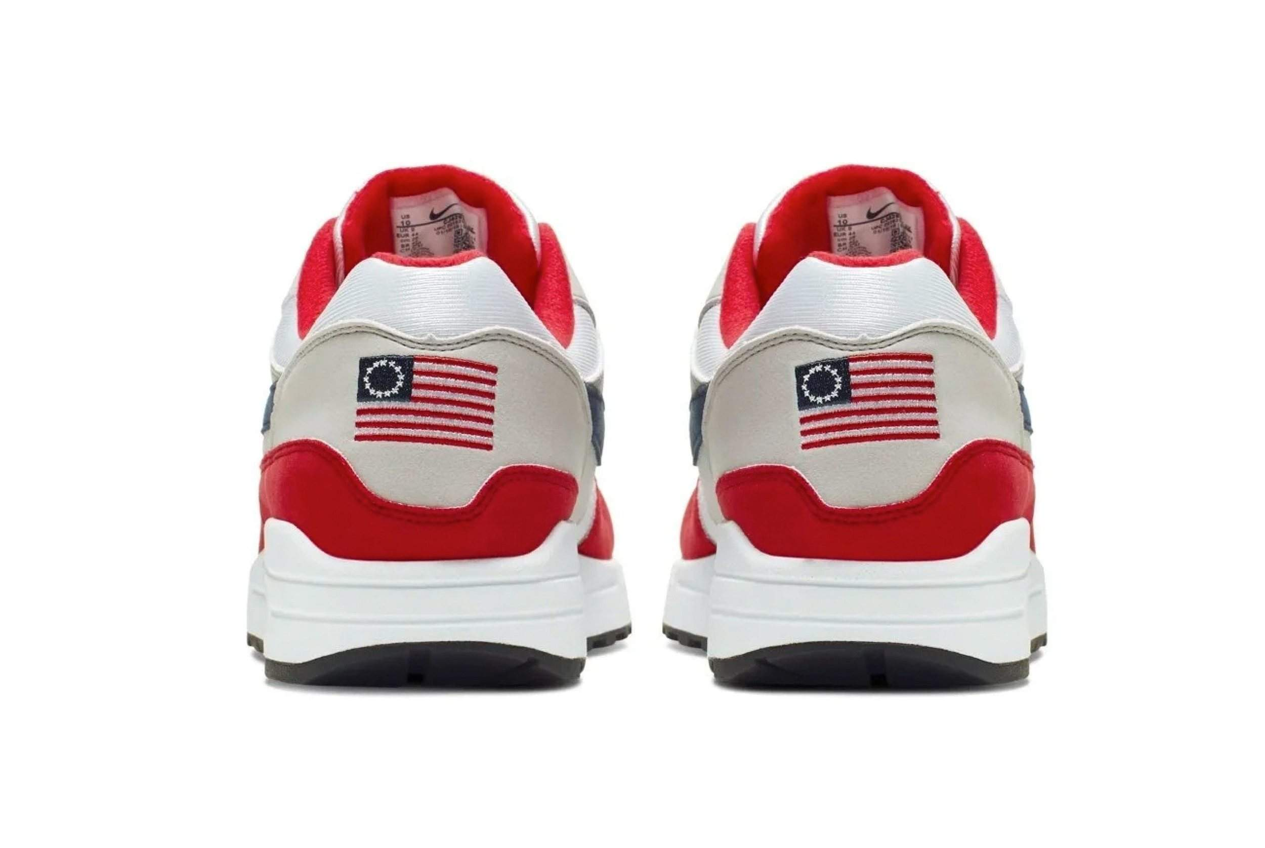 Colin Kaepernick stirs new controversy for Nike's Air Max 1 USA