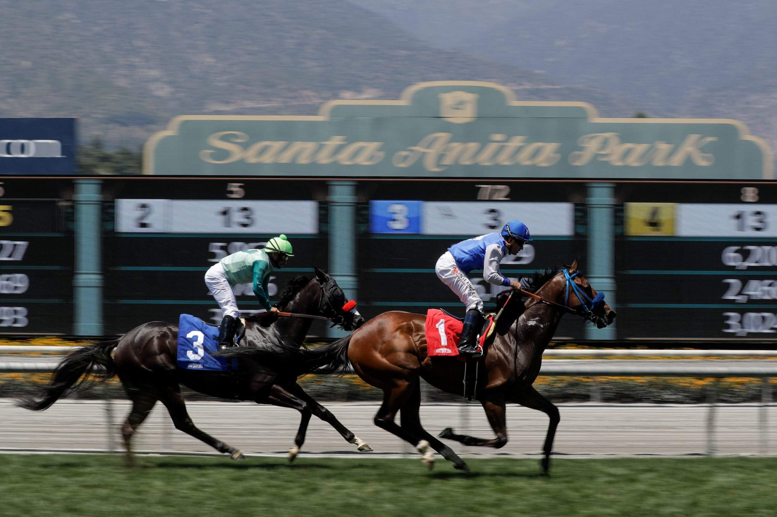 Breeders Cup To Add To Safety Measures At Santa Anita