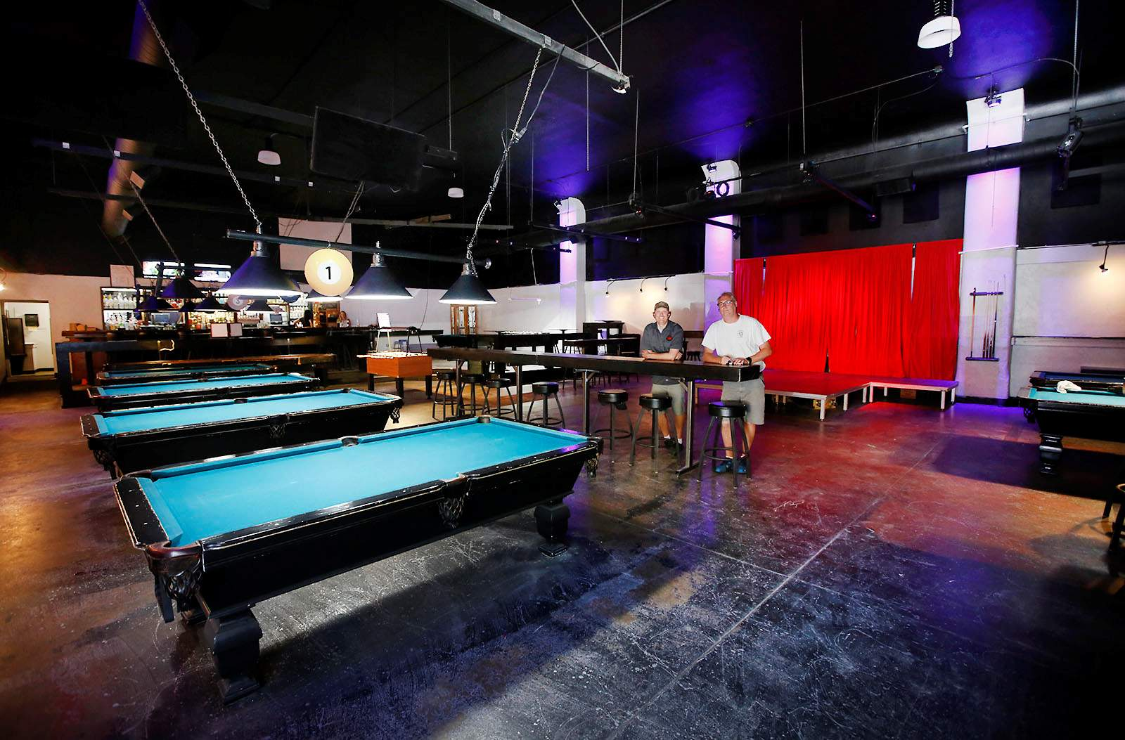 Live Music Takes Center Stage At The Garage New Downtown Bar