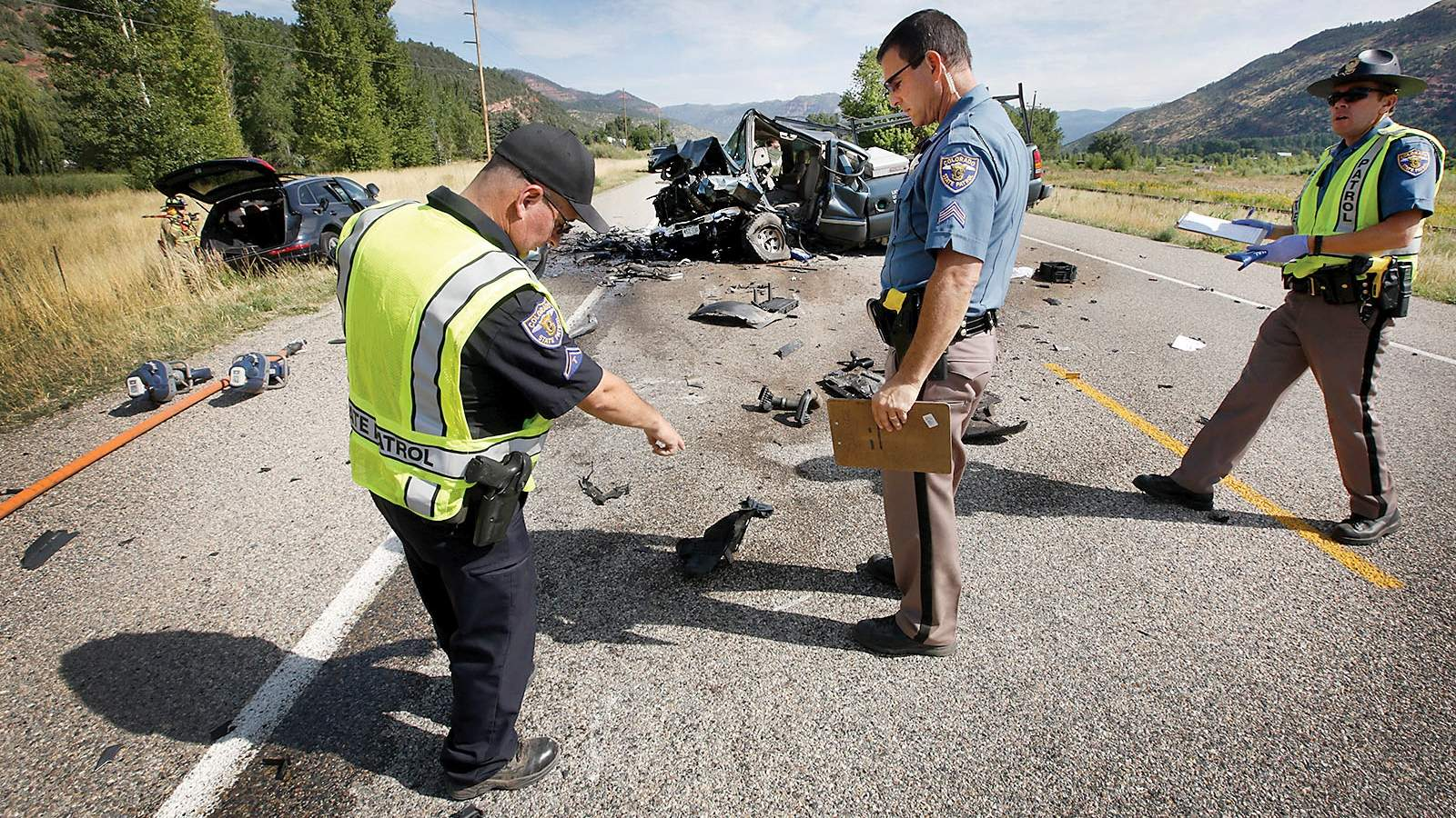 Road crash Content - Durango Herald
