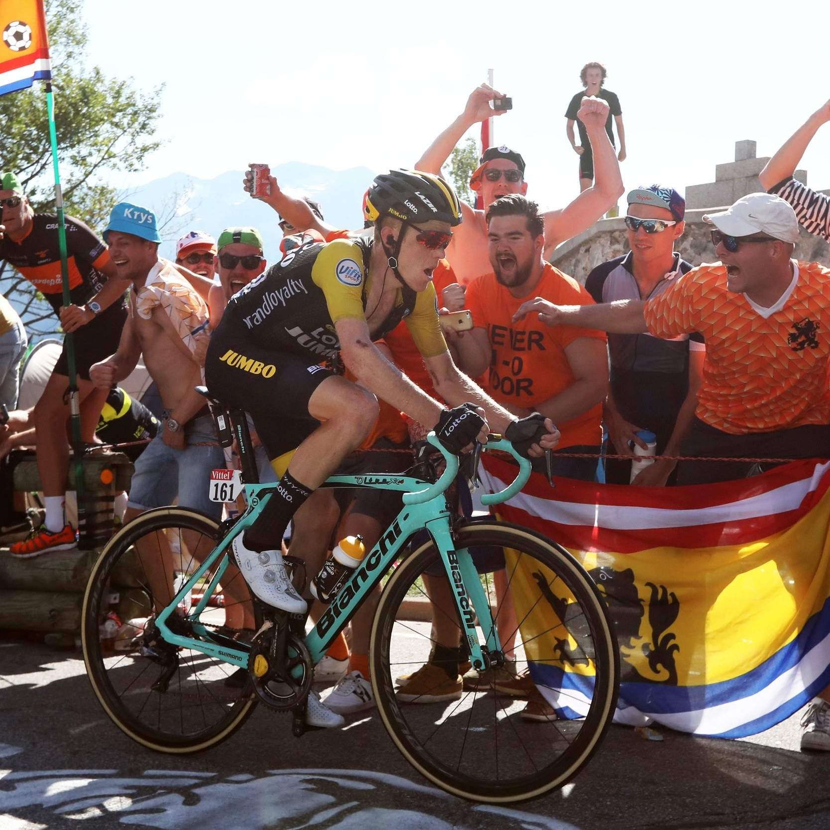 Primoz Roglic Has Chance To Shine At Spanish Vuelta