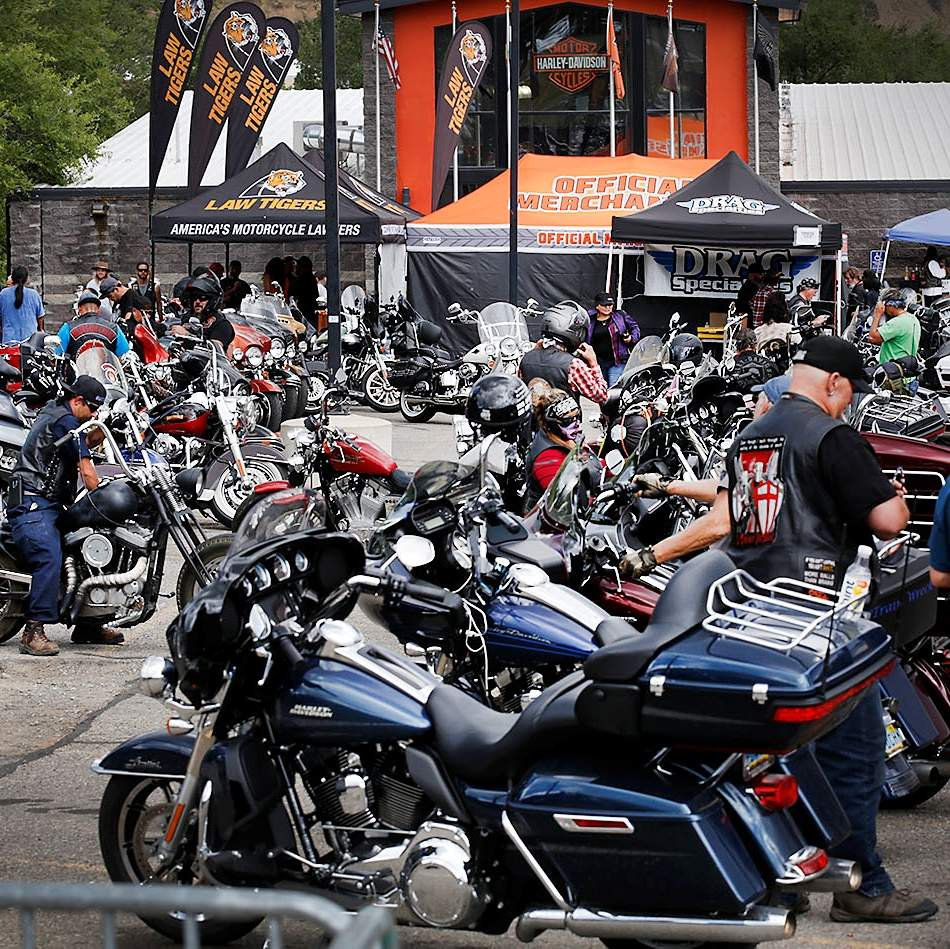 Photos: Four Corners Motorcycle Rally revs up for weekend of fun