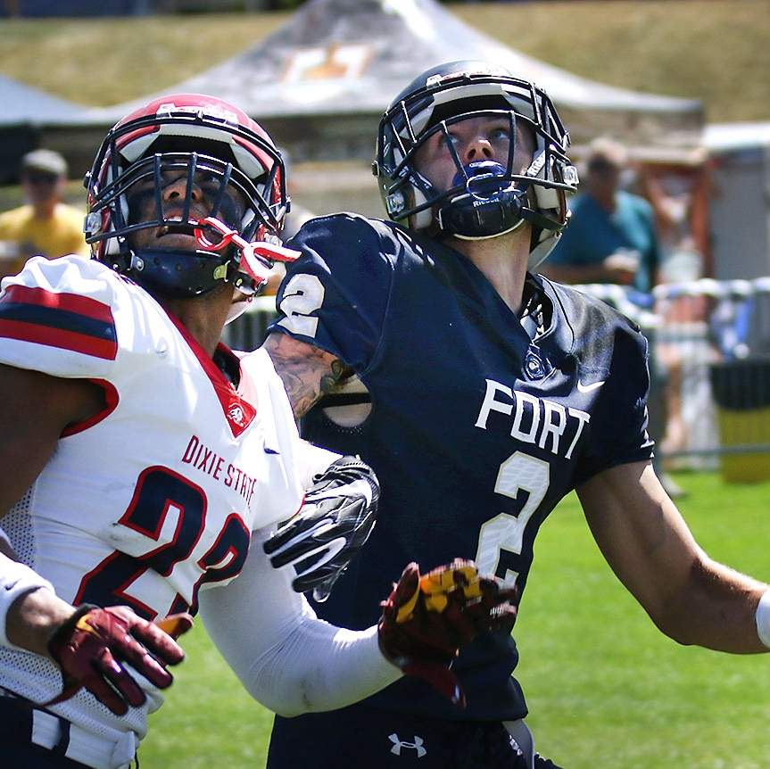 free shipping 65b2b 6ffd0 Finish' the mantra of Fort Lewis College football against ...