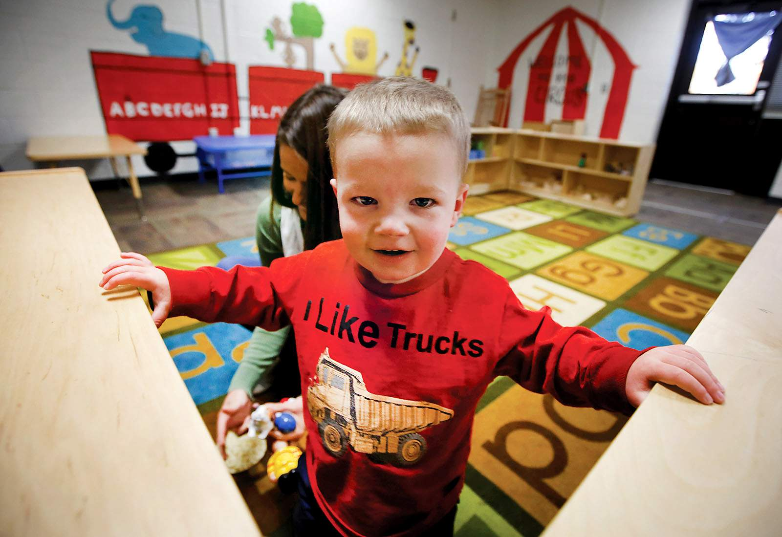 Durango High School students receive experience in child care - The Durango Herald