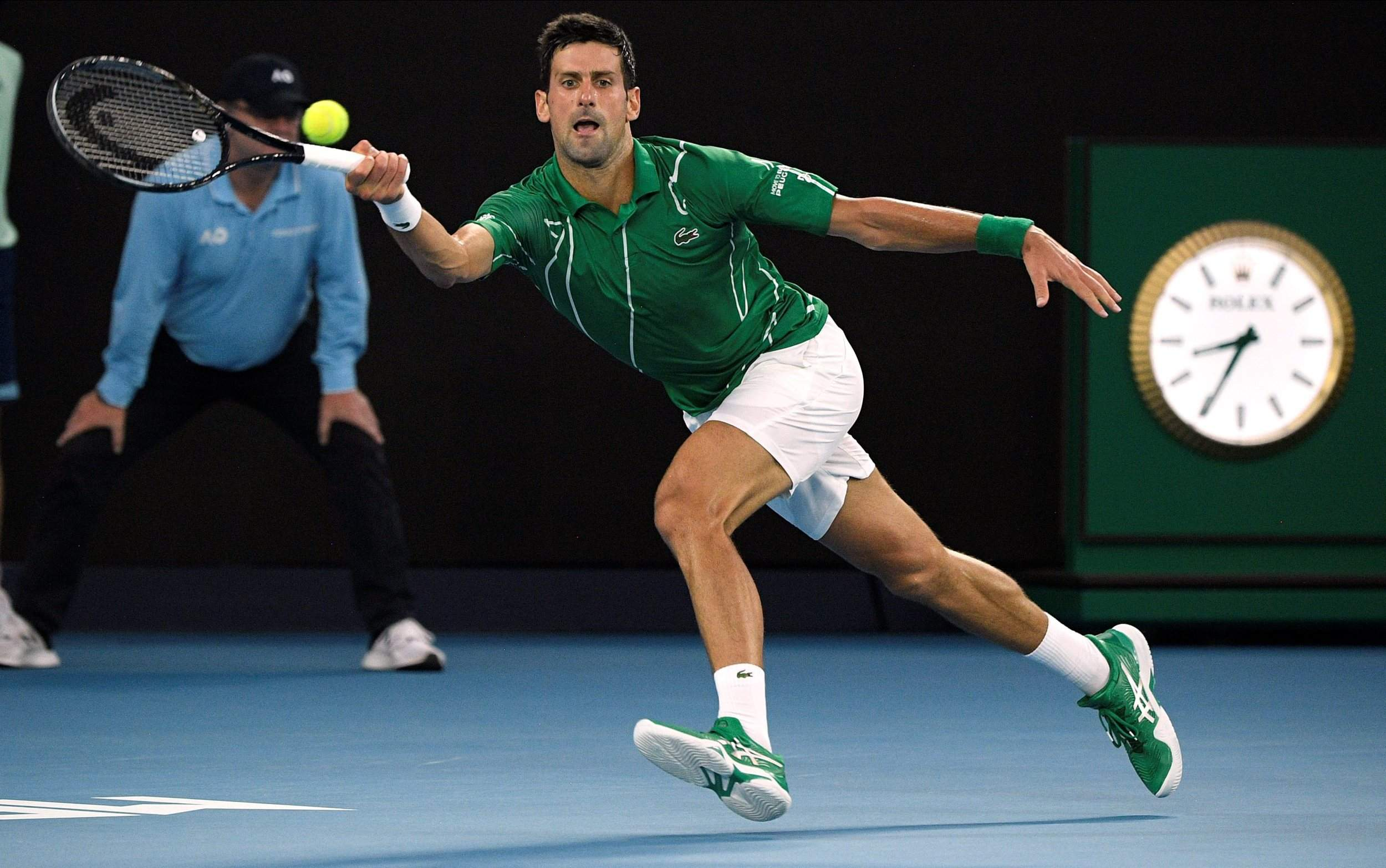 Novak Djokovic Completes Comeback Against Roger Federer In Australian Open Semifinals