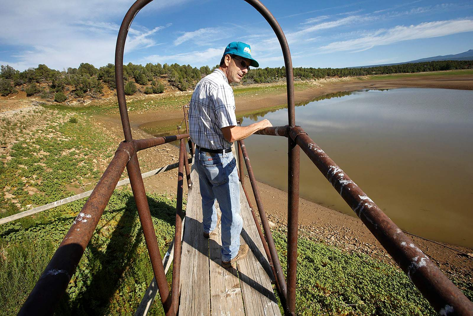 Red Mesa Reservoir inches closer to improvement project - The Durango Herald